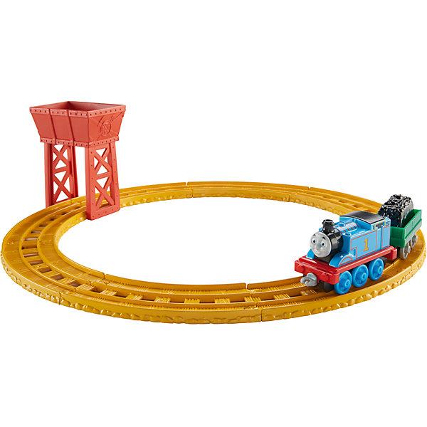 Базовый игровой набор, Томас и его друзьяТомас и его друзья Игрушки<br>Базовый игровой набор - классический вариант железной дороги для Томаса и его друзей. В магазине представлено 3 варианта комплектации игрушки. Выберете свою! Каждый набор включает в себя коллекционный игрушечный паровозик и свою собственную станцию. В любой комплектации есть базовый вариант железной дороги. Для ее расширения стоит посмотреть дополнения к железной дороге. С новыми игрушками малыша будет очень сложно оторвать от столь увлекательного занятия! Материалы, использованные при изготовлении игрушек, сертифицированы, полностью безопасны для детей и отвечают всем требованиям по качеству.<br><br>Дополнительная информация:<br><br>цвет: разноцветный;<br>возраст: 3+;<br>материал: высококачественный пластик.<br><br>Базовый игровой набор «Томас и его друзья» от компании Mattel можно приобрести в нашем магазине<br><br>Ширина мм: 55<br>Глубина мм: 260<br>Высота мм: 160<br>Вес г: 256<br>Возраст от месяцев: 36<br>Возраст до месяцев: 120<br>Пол: Мужской<br>Возраст: Детский<br>SKU: 5004522