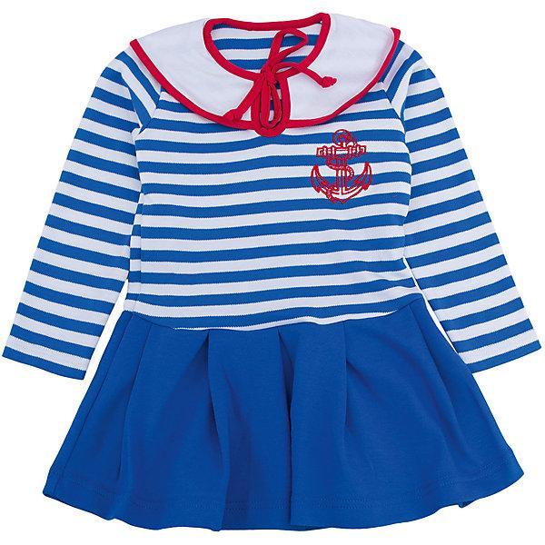 Платье для девочки АпрельПлатья и сарафаны<br>Платье для девочки Апрель.<br><br>Характеристики:<br><br>• 100% хлопок<br>• рукав: длинный<br>• коллекция: Круиз<br>• цвет: бело-синий в полоску<br><br>Стильное платье Апрель на морскую тематику понравится каждой девочке. Оно изготовлено из качественного хлопка, приятного на ощупь и отлично сидит по фигуре. Необычный дизайн платья включает в себя: подол с оборками, верх в полоску, нагрудник с завязками и вышивка на груди. Платье отлично подойдет и на каждый день, и на костюмированную вечеринку.<br><br>Платье для девочки Апрель вы можете купить в нашем интернет-магазине.<br><br>Ширина мм: 236<br>Глубина мм: 16<br>Высота мм: 184<br>Вес г: 177<br>Цвет: синий/белый<br>Возраст от месяцев: 36<br>Возраст до месяцев: 48<br>Пол: Женский<br>Возраст: Детский<br>Размер: 98,104,92,116,110<br>SKU: 5006851