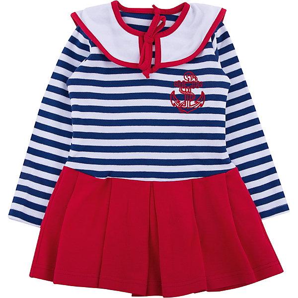 Платье для девочки АпрельПлатья и сарафаны<br>Платье для девочки Апрель.<br><br>Характеристики:<br><br>• 100% хлопок<br>• рукав: длинный<br>• коллекция: Круиз<br>• цвет: синий/красный<br><br><br>Стильное платье Апрель на морскую тематику понравится каждой девочке. Оно изготовлено из качественного хлопка, приятного на ощупь и отлично сидит по фигуре. Необычный дизайн платья включает в себя: подол с оборками, верх в полоску, нагрудник с завязками и вышивка на груди. Контрастный дизайн подола завершает оригинальный образ девочки. Платье отлично подойдет и на каждый день, и на костюмированную вечеринку.<br><br>Платье для девочки Апрель вы можете купить в нашем интернет-магазине.<br><br>Ширина мм: 236<br>Глубина мм: 16<br>Высота мм: 184<br>Вес г: 177<br>Цвет: белый<br>Возраст от месяцев: 18<br>Возраст до месяцев: 24<br>Пол: Женский<br>Возраст: Детский<br>Размер: 92,116,110,104,98,92<br>SKU: 5006857