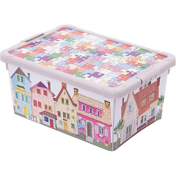Ящик для игрушек Город 335*240*155, Бытпласт, бежевыйЯщики для игрушек<br>Ящик для игрушек Город позволит приучить ребенка к порядку и аккуратности.Контейнер изготовлен из качественного пластика, не токсичен для малышей. Вместительный, но в тоже время очень компактный ящик с крышечкой. Подойдет для упаковки игрушек, одежды, аксессуаров. <br><br>Характеристика:<br>-Размер: 33,5х24Х15,5 см<br>-Материал: бытпласт<br>-Цвет: бежевый<br><br>Ящик для игрушек Город можно приобрести в нашем интернет-магазине.<br>Ширина мм: 240; Глубина мм: 155; Высота мм: 335; Вес г: 740; Возраст от месяцев: 24; Возраст до месяцев: 72; Пол: Унисекс; Возраст: Детский; SKU: 5007008;