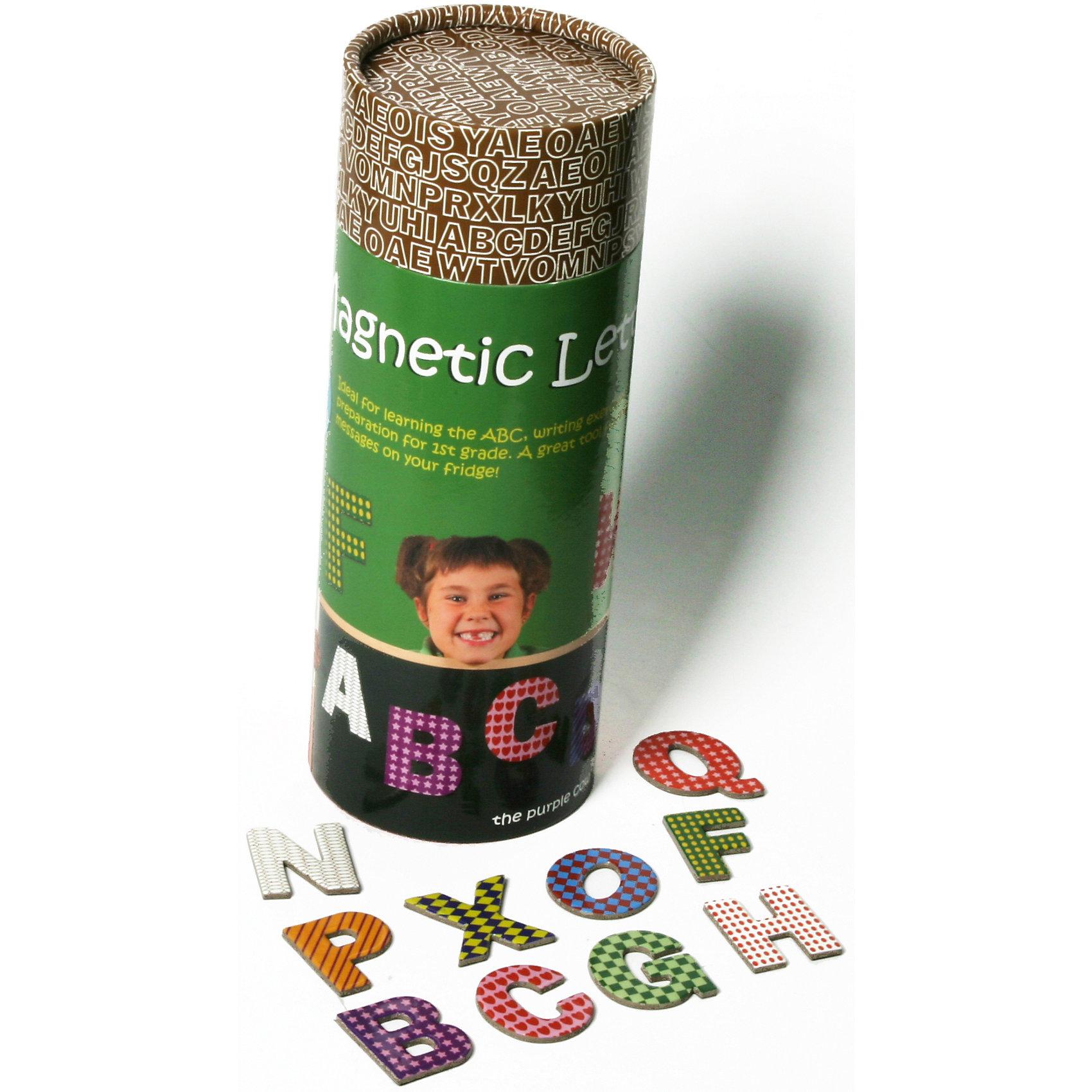 Магнитная игра Магнитные буквы английские, The Purple CowРазвивающие игры<br>Обучающий набор для детей позволяет в игровой форме обучить малыша английской азбуке, научить его составлять простые слова из букв, правильно произносить их. Магнитные буквы английские крепятся на любую металлическую поверхность: магнитное игровое поле, магнитную сторону обучающей доски, на холодильник. <br><br>Магнитную игру Магнитные буквы английские, The Purple Cow можно купить в нашем интернет-магазине.<br><br>Ширина мм: 25<br>Глубина мм: 10<br>Высота мм: 10<br>Вес г: 359<br>Возраст от месяцев: 36<br>Возраст до месяцев: 2147483647<br>Пол: Унисекс<br>Возраст: Детский<br>SKU: 5007043