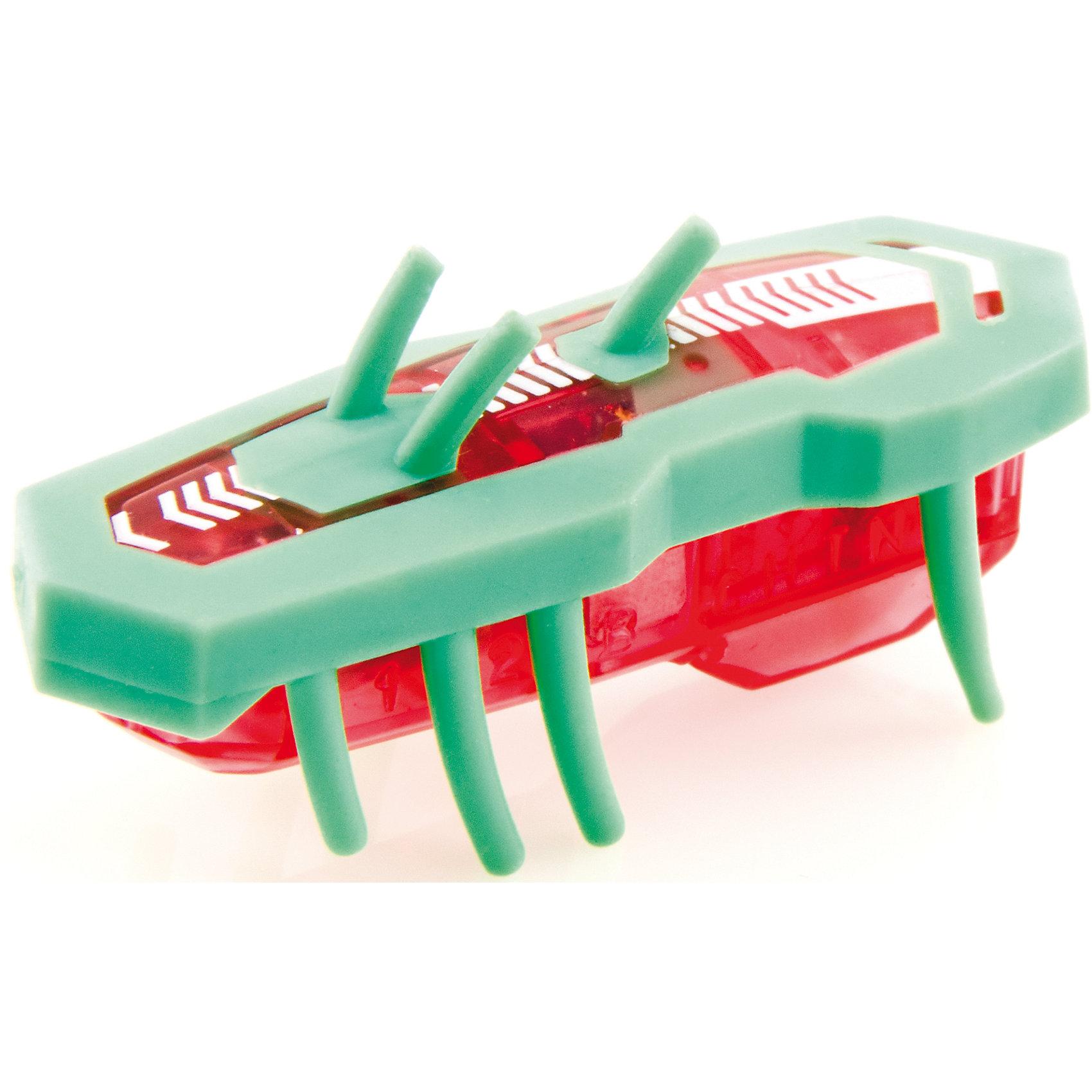 Микро-робот Нано V2, зеленый, HexbugХарактеристики электронной игрушки Hexbug:<br><br>• поведение наноробота: автономное, хаотичное;<br>• направление движения: горизонтально и вертикально вверх;<br>• количество ножек: 8 снизу, 3 сверху, верхние рожки помогают взбираться по вертикальным туннелям;<br>• размер наноробота: 4,2х2х1,4 см;<br>• наноробот без труда путешествует по нанодромам из наборов Hexbug Nano;<br>• батарейки входят в комплект: 1 шт. типа AG13;<br>• упаковка наноробота Nano V2 является частью лабиринта для беговых площадок и дорожек из серии V2. <br><br>Электронная игрушка Нано V2 – это микро-робот Нано, который очень быстро передвигается по закрученным лабиринтам, горизонтальным площадкам и вертикальным проходам. Наноробот модернизирован, с контрастной окраской, добавились функциональные рожки. С нанороботами можно устроить настоящие скоростные забеги. <br><br>Микро-робот Нано V2, зеленый, Hexbug можно купить в нашем интернет-магазине.<br><br>Ширина мм: 26<br>Глубина мм: 8<br>Высота мм: 4<br>Вес г: 57<br>Возраст от месяцев: 36<br>Возраст до месяцев: 2147483647<br>Пол: Унисекс<br>Возраст: Детский<br>SKU: 5007056