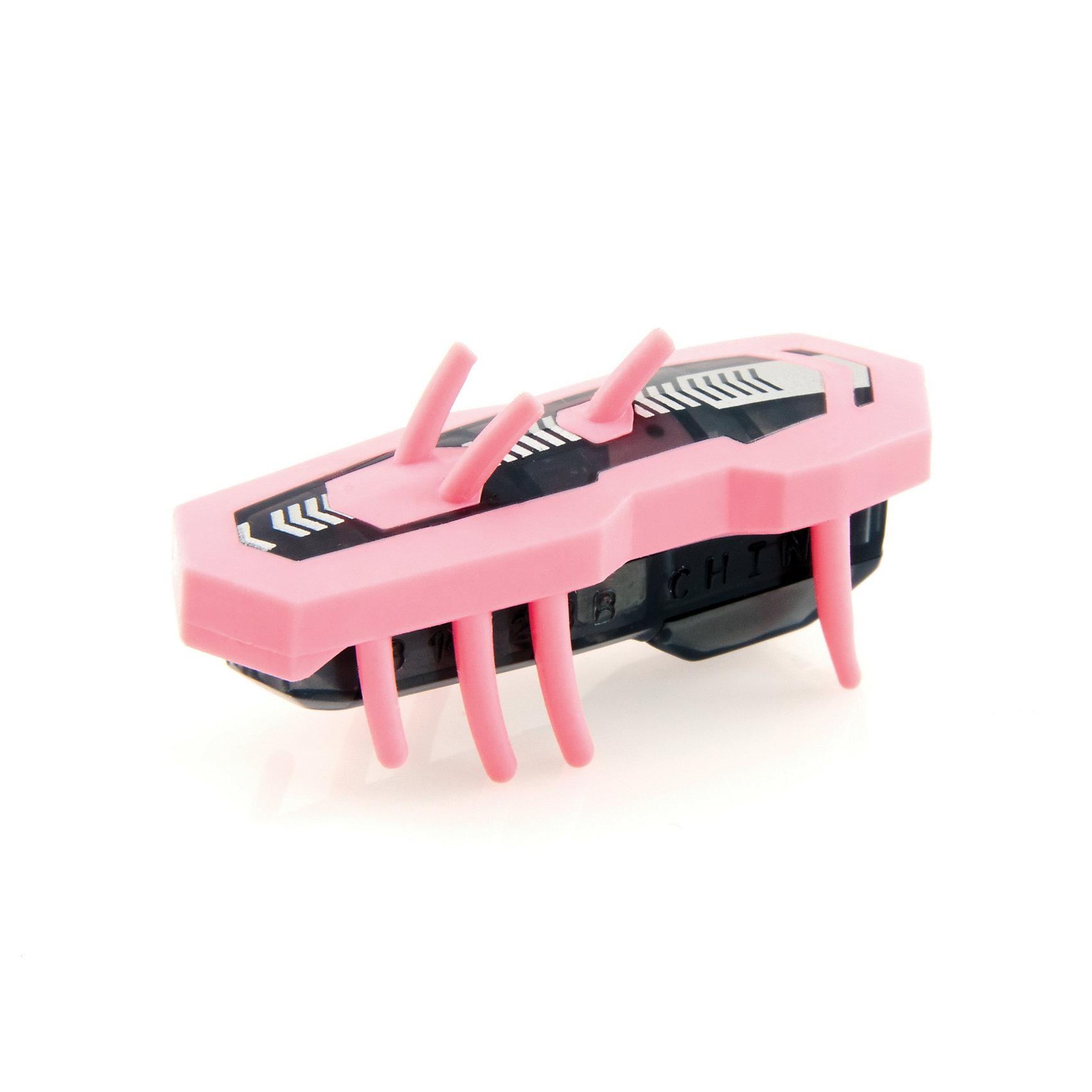 Микро-робот Нано V2 NEON, розовый, HexbugХарактеристики электронной игрушки Hexbug:<br><br>• отличительная особенность: нано-жук светится в темноте неоновым светом;<br>• поведение наноробота: автономное, хаотичное;<br>• направление движения: горизонтально и вертикально вверх;<br>• количество ножек: 8 снизу, 3 сверху, верхние рожки помогают взбираться по вертикальным туннелям;<br>• размер наноробота: 4,2х2х1,4 см;<br>• наноробот без труда путешествует по нанодромам из наборов Hexbug Nano;<br>• батарейки входят в комплект: 1 шт. типа AG13;<br>• упаковка наноробота Nano V2 является частью лабиринта для беговых площадок и дорожек из серии V2. <br><br>Электронная игрушка Нано V2 NEON – это микро-робот Нано, который очень быстро передвигается по закрученным лабиринтам, горизонтальным площадкам и вертикальным проходам. Наноробот модернизирован, с контрастной окраской, добавились функциональные рожки. С нанороботами можно устроить настоящие скоростные забеги. <br><br>Микро-робот Нано V2 NEON, розовый, Hexbug можно купить в нашем интернет-магазине.<br><br>Ширина мм: 26<br>Глубина мм: 8<br>Высота мм: 4<br>Вес г: 57<br>Возраст от месяцев: 36<br>Возраст до месяцев: 2147483647<br>Пол: Унисекс<br>Возраст: Детский<br>SKU: 5007062