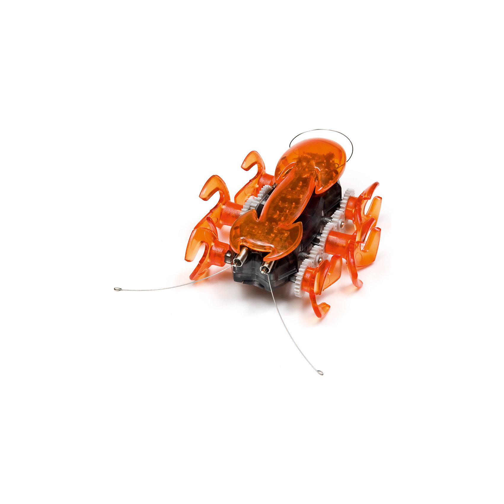 Микро-робот Муравей, оранжевый, HexbugХарактеристики электронной игрушки Hexbug:<br><br>• отличительная особенность: самое быстрое насекомое из серии Hexbug Nano;<br>• поведение наноробота: едет в одном направлении до преграды, затем едет в обратном направлении;<br>• командам муравей не подчиняется;<br>• наличие сенсорных датчиков;<br>• вместо лапок у наномуравья колесики;<br>• во время движения слышен механический звук;<br>• размер наноробота: 6х5х2,5 см;<br>• вес насекомого: 20 г;<br>• наноробот без труда путешествует по нанодромам из наборов Hexbug Nano;<br>• батарейки входят в комплект: 2 шт. типа AG13;<br>• материал: пластик. <br><br>Электронная игрушка Нано – это микро-робот Hexbug Ant, который очень быстро бегает по ровной поверхности. Наноробот на колесиках оснащен сенсорами, которые находятся спереди и сзади. С нанороботами можно устроить настоящие скоростные забеги. <br><br>Микро-робот Муравей, оранжевый, Hexbug можно купить в нашем интернет-магазине.<br><br>Ширина мм: 6<br>Глубина мм: 11<br>Высота мм: 9<br>Вес г: 36<br>Возраст от месяцев: 36<br>Возраст до месяцев: 2147483647<br>Пол: Унисекс<br>Возраст: Детский<br>SKU: 5007069