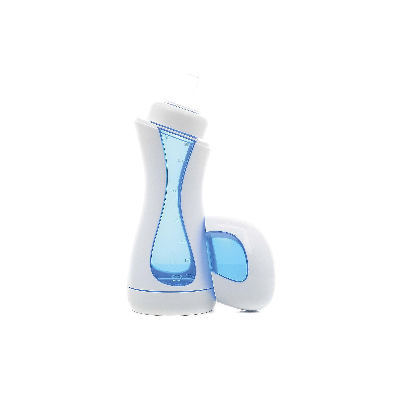 Бутылочка Home, Iiamo, белый/голубойБутылочка Home, Iiamo (Ииамо), белый/голубой<br><br>Характеристики:<br><br>• легко разбирается с двух сторон<br>• можно кипятить, мыть в посудомоечной машине и разогревать в микроволновой печи<br>• система вентиляции анти-колик<br>• удобная форма и стильный дизайн<br>• не содержит бисфенол А, фталаты и прочие вредные вещества<br>• объем: 380 мл<br>• материал бутылочки: полипропилен<br>• материал соски: силикон<br>• вес: 180 грамм<br>• цвет: белый/голубой<br><br>Бутылочка IIAMO HOME позаботится о комфорте малыша с самого младенчества. Она имеет особую систему вентиляции, которая регулирует количество воздуха и препятствует появлению коликов у детей. Конструкция бутылочки позволяет разбирать ее с двух сторон, поэтому вы без труда сможете убрать все остатки молока или смеси. Кроме того, IIAMO HOME можно кипятить, греть в СВЧ-печи и мыть в посудомоечной машине. Бутылочка изготовлена без применения бисфенола А, фталатов, парабенов и других вредных веществ, что делает ее полностью безопасной для здоровья крохи. Бутылочка имеет стильный дизайн, который, к тому же, позволяет удобно расположить ее в руке. Позаботьтесь о питании крохи с бутылочкой IIAMO HOME!<br><br>Бутылочку Home, Iiamo (Ииамо), белый/голубой вы можете купить в нашем интернет-магазине.<br><br>Ширина мм: 77<br>Глубина мм: 77<br>Высота мм: 212<br>Вес г: 150<br>Возраст от месяцев: 6<br>Возраст до месяцев: 36<br>Пол: Мужской<br>Возраст: Детский<br>SKU: 5007200