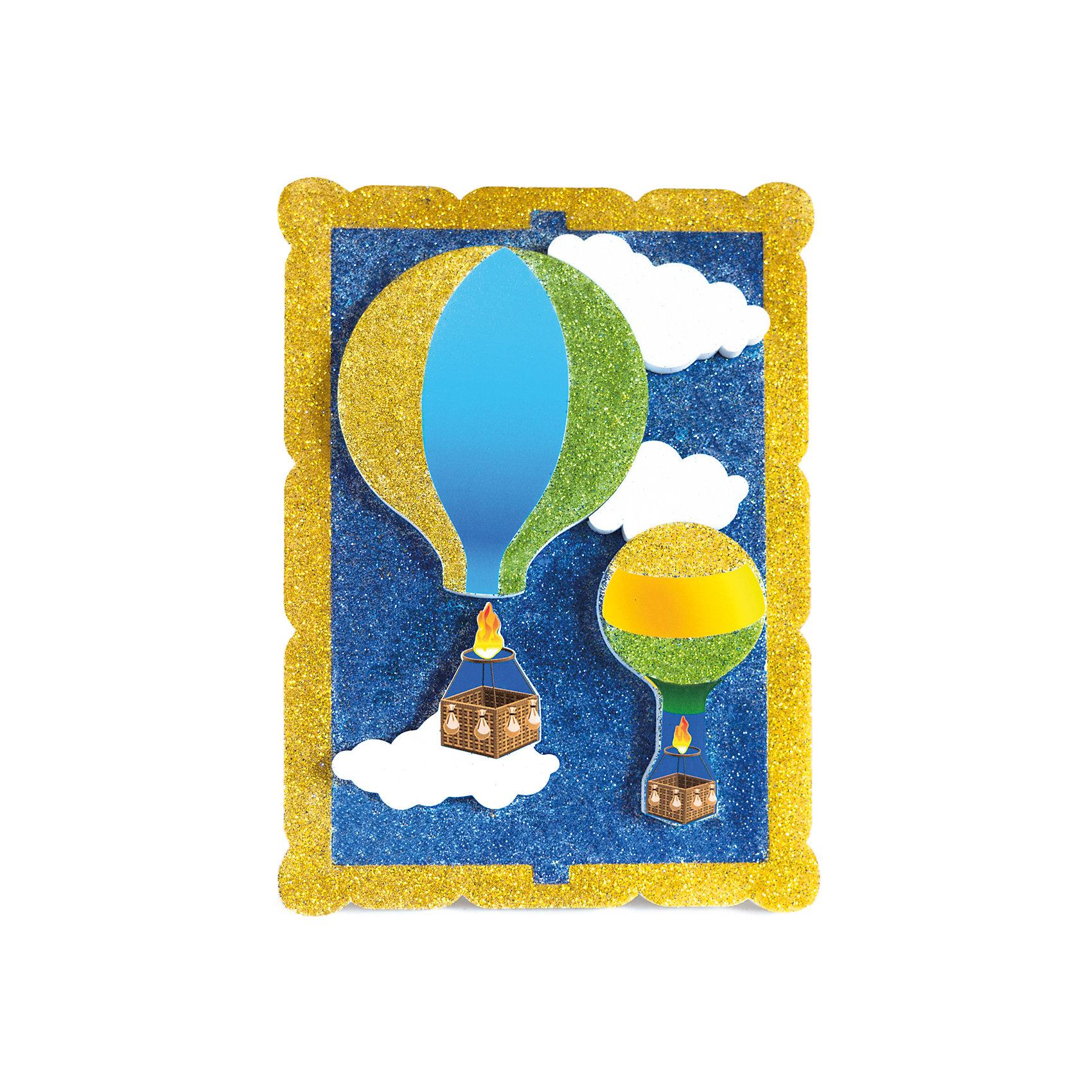 Набор для творчества Воздушные шары PicnMixНабор для творчества Воздушные шары -это объёмная красочная картина-аппликация, которая помогает тренировать зрительную память координацию движений и способствует развитию мелкой мотрики рук.<br><br>Ширина мм: 21<br>Глубина мм: 16<br>Высота мм: 5<br>Вес г: 140<br>Возраст от месяцев: 36<br>Возраст до месяцев: 120<br>Пол: Унисекс<br>Возраст: Детский<br>SKU: 5007387