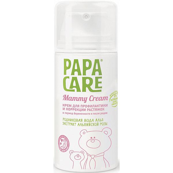 Крем от растяжек 100 мл., PAPA CAREСредства для ухода<br>Крем от растяжек Papa Care(Папа Кеа) позаботится о коже будущей мамы. Он повышает упругость и эластичность, а также снимает воспаление, питает и смягчает кожу. Специальные компоненты препятствуют образованию растяжек на животе, груди и бедрах.  С этим кремом растяжки не омрачат счастливое ожидание встречи с малышом.<br><br>Дополнительная информация:<br>Объем: 100 мл<br><br>Крем от растяжек Papa Care(Папа Кеа) вы можете приобрести в нашем интернет-магазине.<br><br>Ширина мм: 210<br>Глубина мм: 160<br>Высота мм: 140<br>Вес г: 167<br>Возраст от месяцев: 216<br>Возраст до месяцев: 600<br>Пол: Унисекс<br>Возраст: Детский<br>SKU: 5007678
