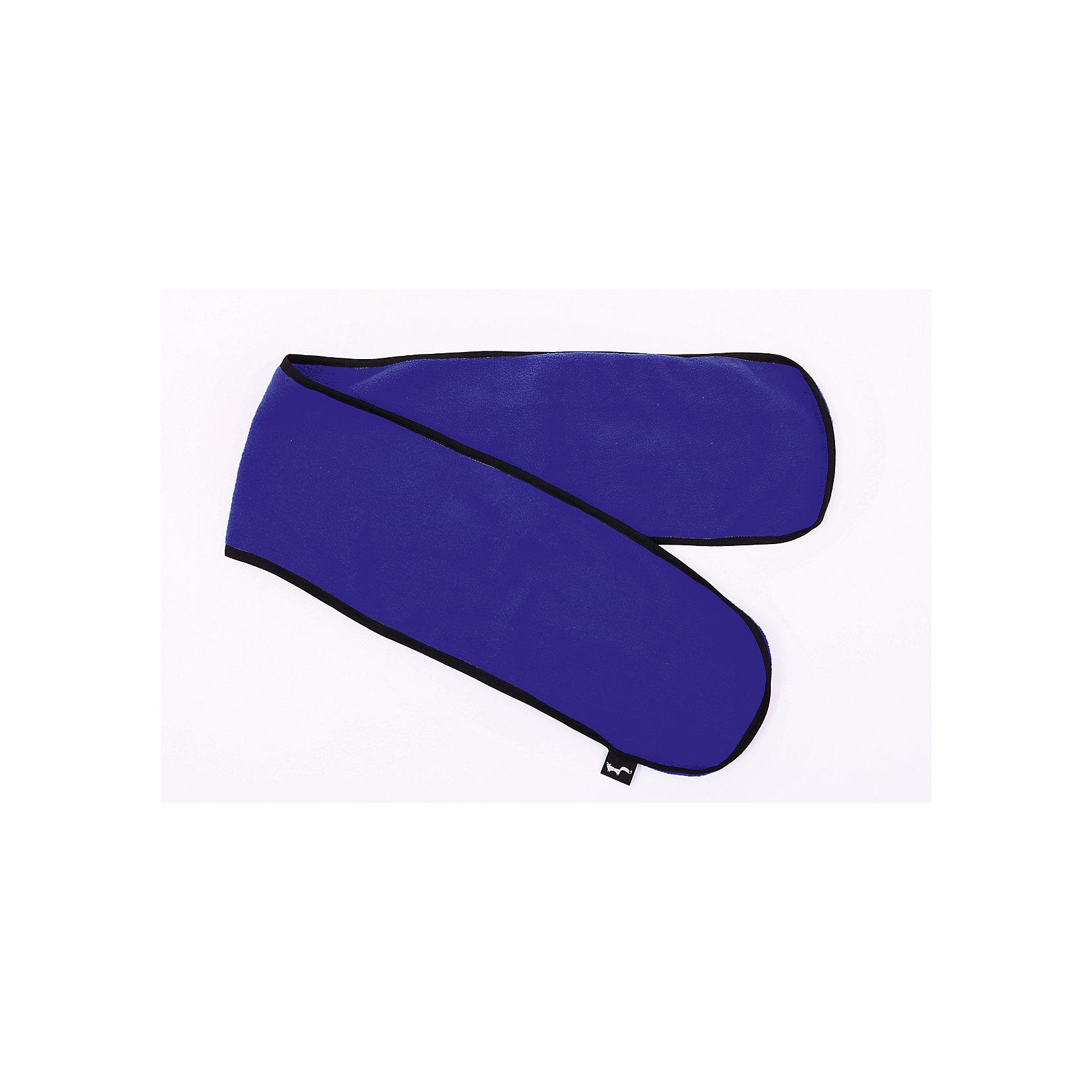 Шарф двусторонний  ЛисФлисФлис и термобелье<br>Характеристики двустороннего шарфа:<br><br>-комплектация: шарф<br>- пол: для мальчиков<br>- рисунок: без рисунка, логотип ЛисФлис<br>- цвет: синий<br>- размеры изделия:16*16 <br>- фактура материала: флис<br>- сезон: круглогодичный<br>- страна бренда: Россия<br>- страна производитель: Россия<br><br>Шарф двусторонний российской торговой компании ЛисФлис прекрасно дополнит любой детский комплект или комбинезон. Шарф двусторонний - это теплый, яркий и необычный аксессуар! Можно надевать любой стороной! Состав: 100% полиэстер<br><br>Шарф двусторонний торговой марки ЛисФлис  можно купить в нашем интернет-магазине.<br><br>Ширина мм: 89<br>Глубина мм: 117<br>Высота мм: 44<br>Вес г: 155<br>Цвет: синий<br>Возраст от месяцев: 12<br>Возраст до месяцев: 108<br>Пол: Унисекс<br>Возраст: Детский<br>Размер: one size<br>SKU: 5007694