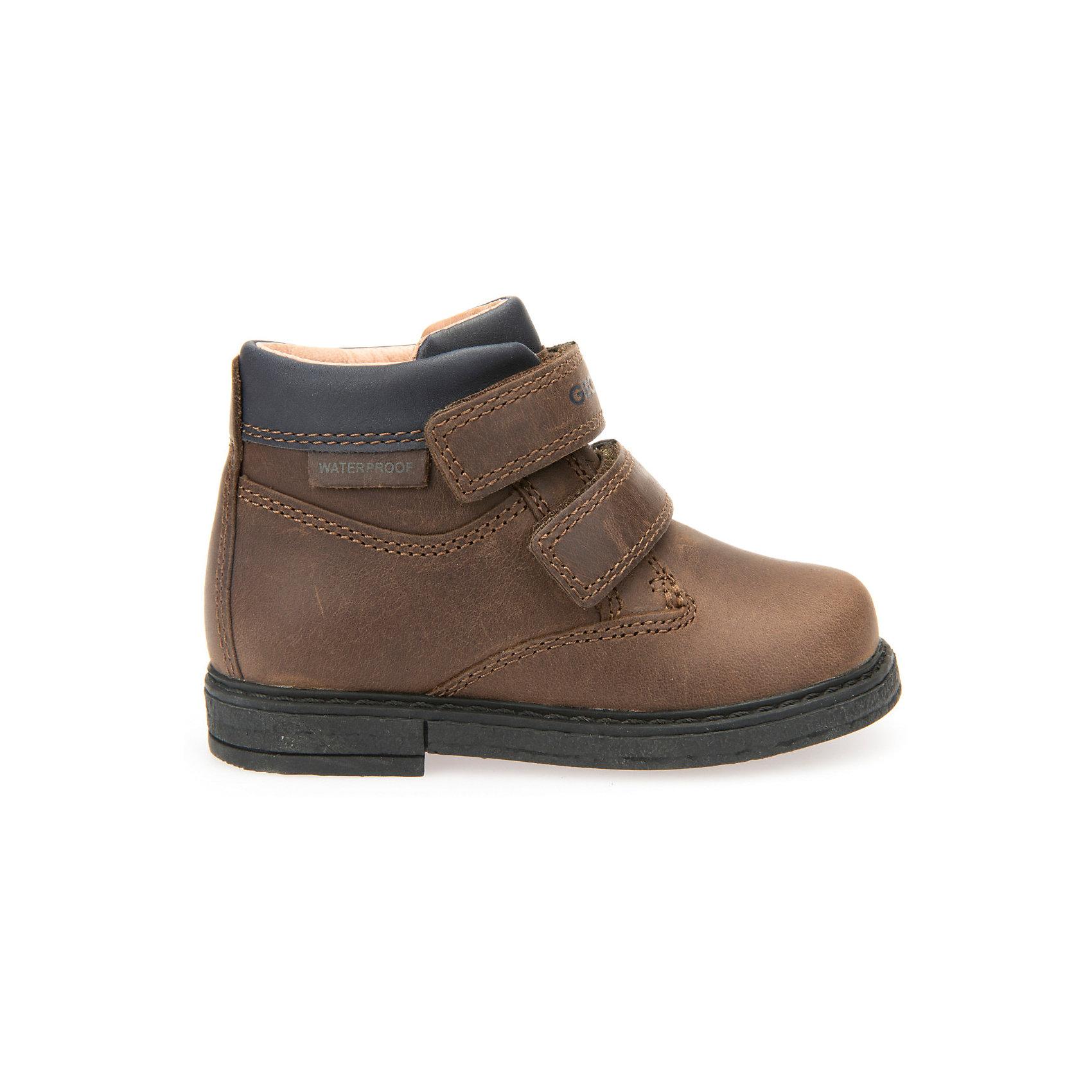 GEOX Полусапоги для мальчика GEOX geox ботинки для мальчика geox