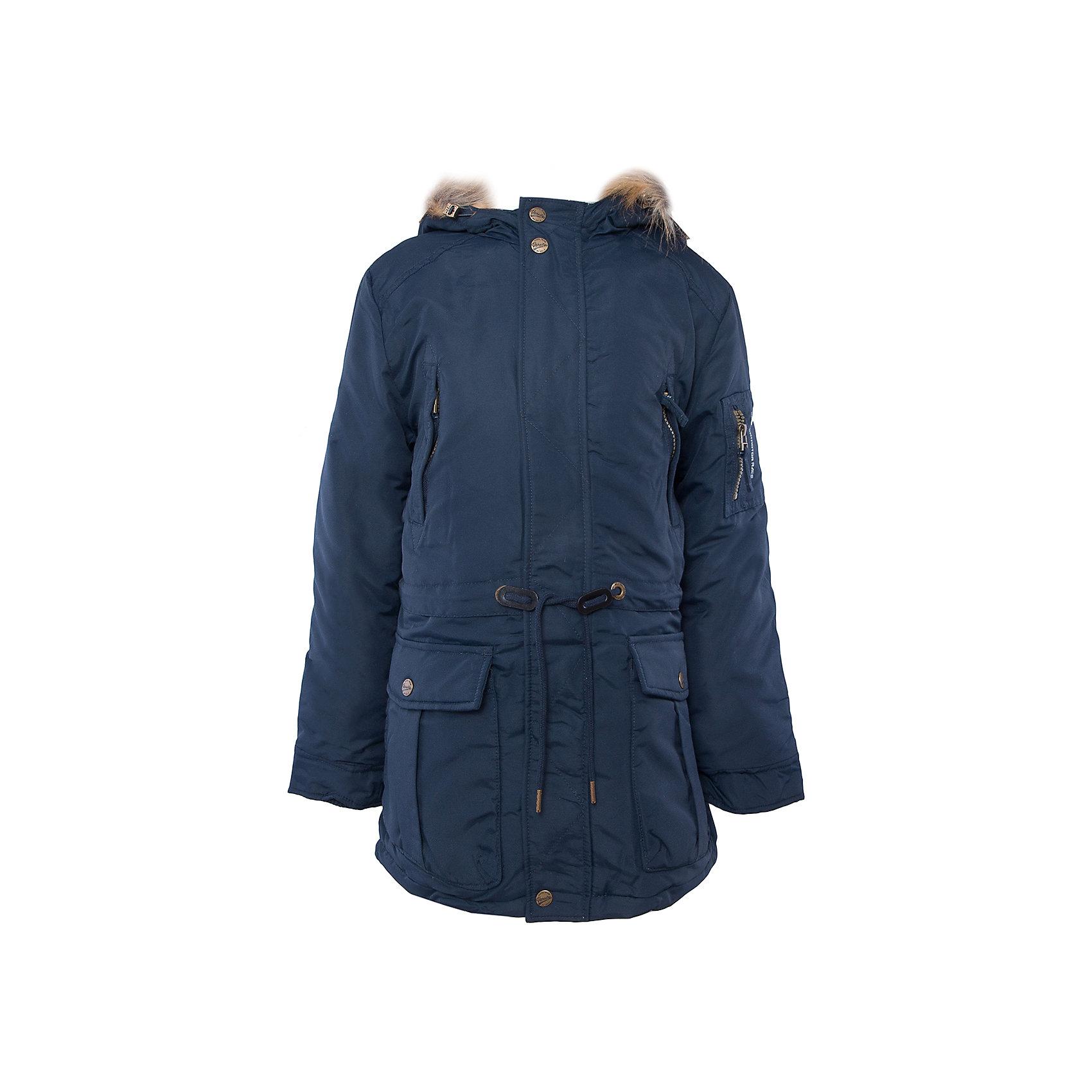 Пальто для мальчика SELAВерхняя одежда<br>Такое стильное пальто - незаменимая вещь в прохладное время года. Эта модель отлично сидит на ребенке, она сшита из плотного материала, позволяет гулять и заниматься активным отдыхом на свежем воздухе. Подкладка и утеплитель обеспечивают ребенку комфорт. Модель дополнена капюшоном, планкой от ветра, кулиской на талии, внутренними трикотажными манжетами и карманами.<br>Одежда от бренда Sela (Села) - это качество по приемлемым ценам. Многие российские родители уже оценили преимущества продукции этой компании и всё чаще приобретают одежду и аксессуары Sela.<br><br>Дополнительная информация:<br><br>материал: 100% нейлон; подкладка:100% ПЭ; утеплитель:100% ПЭ; мех:100% ПЭ;<br>капюшон с опушкой;<br>карманы;<br>кулиска на талии.<br><br>Пальто для мальчика от бренда Sela можно купить в нашем интернет-магазине.<br><br>Ширина мм: 356<br>Глубина мм: 10<br>Высота мм: 245<br>Вес г: 519<br>Цвет: синий<br>Возраст от месяцев: 132<br>Возраст до месяцев: 144<br>Пол: Мужской<br>Возраст: Детский<br>Размер: 128,140,152,116<br>SKU: 5007994