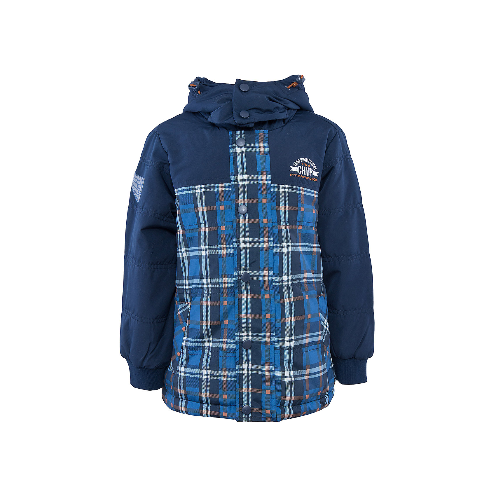 Куртка для мальчика SELAВерхняя одежда<br>Такая стильная утепленная куртка - незаменимая вещь в прохладное время года. Эта модель отлично сидит на ребенке, она сшита из плотного материала, позволяет гулять и заниматься спортом на свежем воздухе. Подкладка и утеплитель обеспечивают ребенку комфорт. Модель дополнена капюшоном, планкой от ветра и карманами.<br>Одежда от бренда Sela (Села) - это качество по приемлемым ценам. Многие российские родители уже оценили преимущества продукции этой компании и всё чаще приобретают одежду и аксессуары Sela.<br><br>Дополнительная информация:<br><br>цвет: синий;<br>материал: 100% ПЭ;<br>капюшон;<br>карманы;<br>украшена нашивками.<br><br>Куртку для мальчика от бренда Sela можно купить в нашем интернет-магазине.<br><br>Ширина мм: 356<br>Глубина мм: 10<br>Высота мм: 245<br>Вес г: 519<br>Цвет: синий<br>Возраст от месяцев: 60<br>Возраст до месяцев: 72<br>Пол: Мужской<br>Возраст: Детский<br>Размер: 116,98,104,110<br>SKU: 5007999