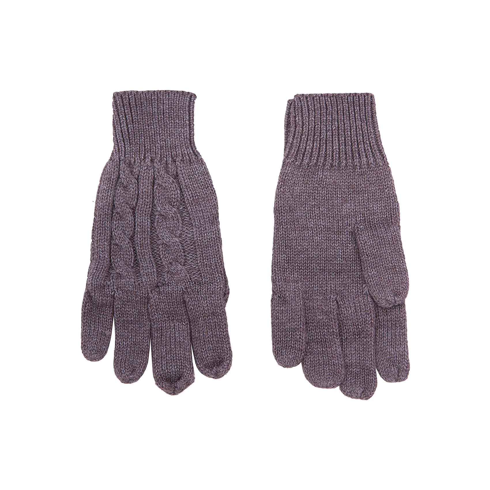 Перчатки для мальчика SELAУдобные теплые перчатки - незаменимая вещь в прохладное время года. Эта модель отлично сидит на руке, она сделана из плотного материала, позволяет гулять с комфортом на свежем воздухе зимой. Качественная пряжа не вызывает аллергии и обеспечивает ребенку комфорт. Модель будет уместна в различных сочетаниях.<br>Одежда от бренда Sela (Села) - это качество по приемлемым ценам. Многие российские родители уже оценили преимущества продукции этой компании и всё чаще приобретают одежду и аксессуары Sela.<br><br>Дополнительная информация:<br><br>цвет: серый;<br>материал: 40% ПЭ, 30% акрил, 20% нейлон, 10% шерсть;<br>вязаный узор.<br><br>Перчатки для мальчика от бренда Sela можно купить в нашем интернет-магазине.<br><br>Ширина мм: 162<br>Глубина мм: 171<br>Высота мм: 55<br>Вес г: 119<br>Цвет: коричневый<br>Возраст от месяцев: 0<br>Возраст до месяцев: 3<br>Пол: Мужской<br>Возраст: Детский<br>Размер: 5,6.5<br>SKU: 5008008