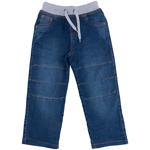 Джинсы для мальчика SELAДжинсовая одежда<br>Удобные джинсы - незаменимая вещь в детском гардеробе. Эта модель отлично сидит на ребенке, она сшита из плотного материала, натуральный хлопок не вызывает аллергии и обеспечивает ребенку комфорт. Модель станет отличной базовой вещью, которая будет уместна в различных сочетаниях.<br>Одежда от бренда Sela (Села) - это качество по приемлемым ценам. Многие российские родители уже оценили преимущества продукции этой компании и всё чаще приобретают одежду и аксессуары Sela.<br><br>Дополнительная информация:<br><br>цвет: синий;<br>материал: 100% хлопок; подкладка 65% ПЭ, 35% хлопок;<br>плотный материал;<br>резинка и шнурок в поясе.<br><br>Джинсы для мальчика от бренда Sela можно купить в нашем интернет-магазине.<br>Ширина мм: 215; Глубина мм: 88; Высота мм: 191; Вес г: 336; Цвет: синий; Возраст от месяцев: 36; Возраст до месяцев: 48; Пол: Мужской; Возраст: Детский; Размер: 104,116,92,98,110; SKU: 5008073;