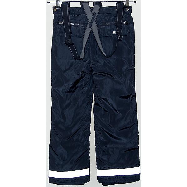 Брюки для мальчика SELAВерхняя одежда<br>Такие стильные утепленные брюки - незаменимая вещь в прохладное время года. Эта модель отлично сидит на ребенке, она сшита из плотного материала, позволяет гулять и заниматься спортом на свежем воздухе зимой. Мягкая подкладка не вызывает аллергии и обеспечивает ребенку комфорт. Модель станет отличной базовой вещью, которая будет уместна в различных сочетаниях.<br>Одежда от бренда Sela (Села) - это качество по приемлемым ценам. Многие российские родители уже оценили преимущества продукции этой компании и всё чаще приобретают одежду и аксессуары Sela.<br><br>Дополнительная информация:<br><br>цвет: синий;<br>материал: 100% ПЭ;<br>светоотражающие элементы на штанинах;<br>регулируемые подтяжки;<br>утепленные.<br><br>Брюки для мальчика от бренда Sela можно купить в нашем интернет-магазине.<br>Ширина мм: 215; Глубина мм: 88; Высота мм: 191; Вес г: 336; Цвет: синий; Возраст от месяцев: 60; Возраст до месяцев: 72; Пол: Мужской; Возраст: Детский; Размер: 116,152,140,128; SKU: 5008148;