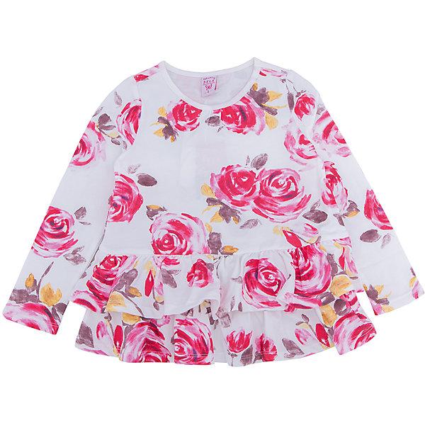 Платье для девочки SELAПлатья и сарафаны<br>Платье с принтом - удобная и модная вещь. Эта модель отлично сидит на ребенке, она смотрится стильно и нарядно. Приятная на ощупь ткань и качественная фурнитура обеспечивает ребенку комфорт. Модель станет отличной базовой вещью, которая будет уместна в различных сочетаниях.<br>Одежда от бренда Sela (Села) - это качество по приемлемым ценам. Многие российские родители уже оценили преимущества продукции этой компании и всё чаще приобретают одежду и аксессуары Sela.<br><br>Дополнительная информация:<br><br>материал: 95% хлопок, 5% эластан;<br>с принтом;<br>длинный рукав.<br><br>Платье для девочки от бренда Sela можно купить в нашем интернет-магазине.<br><br>Ширина мм: 236<br>Глубина мм: 16<br>Высота мм: 184<br>Вес г: 177<br>Цвет: белый<br>Возраст от месяцев: 48<br>Возраст до месяцев: 60<br>Пол: Женский<br>Возраст: Детский<br>Размер: 110,104,98,92,116<br>SKU: 5008227