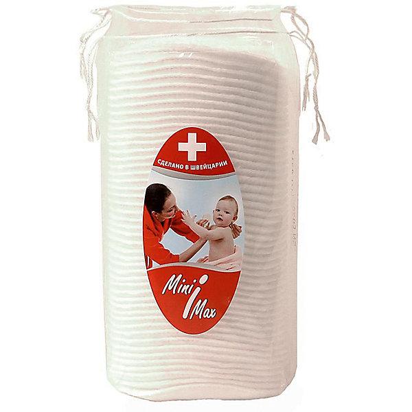 Ватные диски универсальные 50 шт., MiniMaxУход за ребенком<br>Ватные диски для проведения гигиенических процедур очень мягкие, многослойные, гипоаллергенные. Отлично впитывают, помогают убрать излишки крема или присыпки с нежной кожи малыша. По краям ватные диски спрессованы вакуумом. <br><br>Дополнительная информация:<br><br>Материал: натуральный хлопок<br>Количество в упаковке: 50 шт.<br><br>Ватные диски универсальные 50 шт., MiniMax можно купить в нашем интернет-магазине.<br><br>Ширина мм: 300<br>Глубина мм: 100<br>Высота мм: 50<br>Вес г: 500<br>Возраст от месяцев: 0<br>Возраст до месяцев: 36<br>Пол: Унисекс<br>Возраст: Детский<br>SKU: 5008336