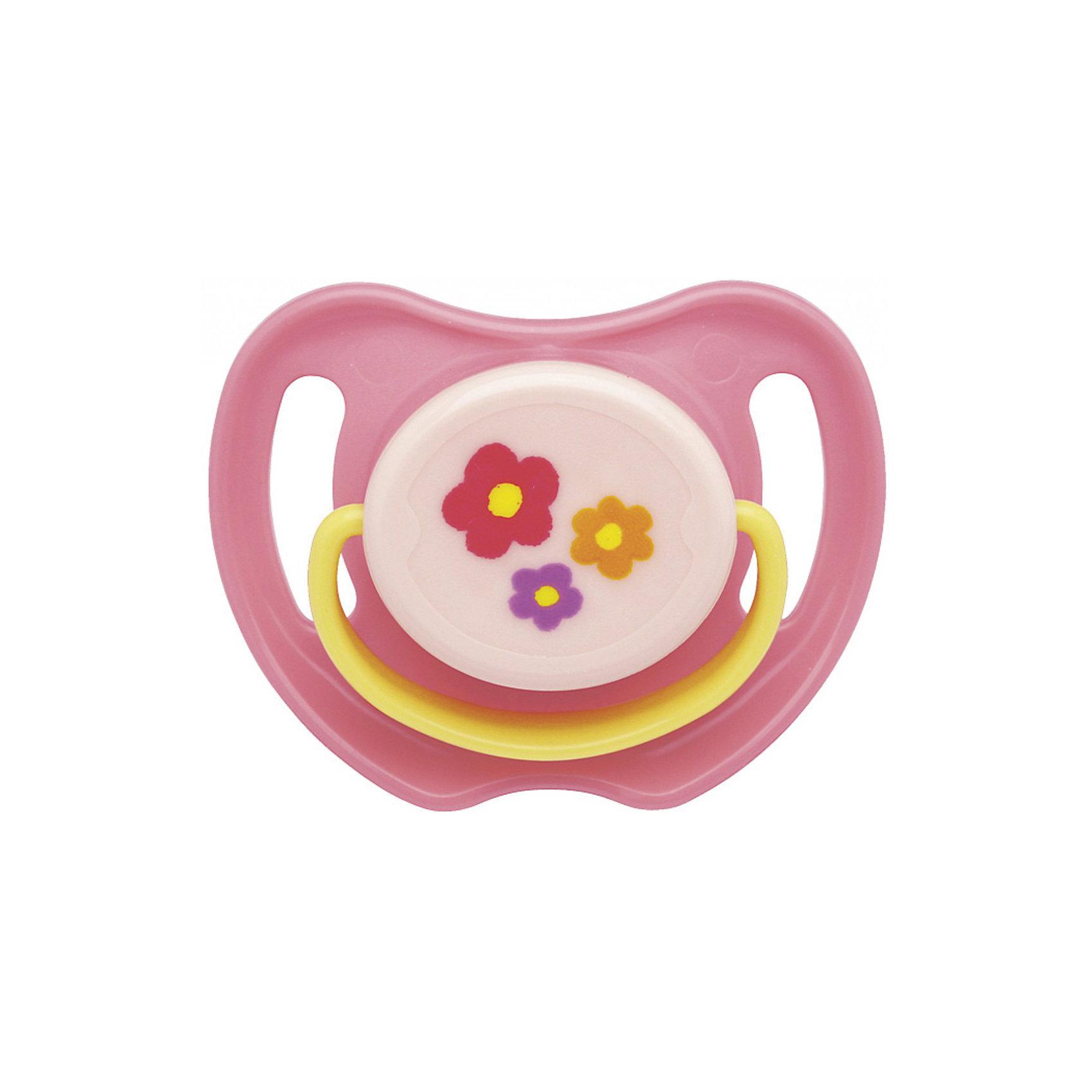 Пустышка Цветочек 0+ мес (S), PigeonПустышки и аксессуары<br>Силиконовая пустышка для малыша декорирована изображением цветочка. Соска ортодонтической формы со скошенным кончиком, анатомическая форма диска, специальные вентиляционные отверстия на пустышке улучшают циркуляцию воздуха. В комплекте идет защитный колпачок для пустышки.  <br><br>Дополнительная информация:<br><br>Размер: 0+ мес (S)<br>Материал: полипропилен, силикон<br><br>Пустышку Цветочек 0+ мес (S), Pigeon можно купить в нашем интернет-магазине.<br><br>Ширина мм: 300<br>Глубина мм: 100<br>Высота мм: 50<br>Вес г: 100<br>Возраст от месяцев: -2147483648<br>Возраст до месяцев: 2147483647<br>Пол: Унисекс<br>Возраст: Детский<br>SKU: 5008352