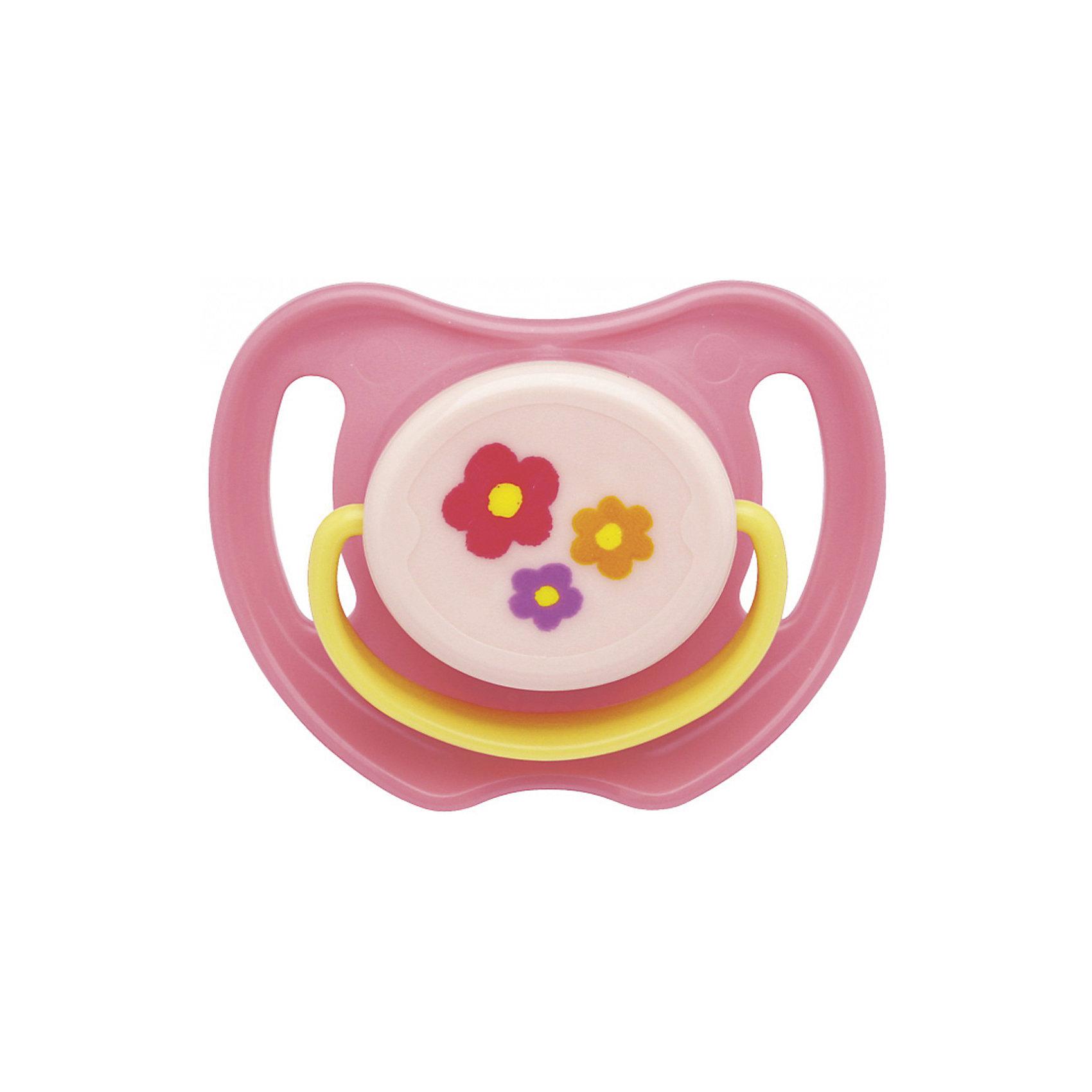 Пустышка Цветочек 6+ мес (L), PigeonПустышки и аксессуары<br>Силиконовая пустышка для малыша декорирована изображением цветочка. Соска ортодонтической формы со скошенным кончиком, анатомическая форма диска, специальные вентиляционные отверстия на пустышке улучшают циркуляцию воздуха. В комплекте идет защитный колпачок для пустышки.  <br><br>Дополнительная информация:<br><br>Размер: 6+ мес (L)<br>Материал: полипропилен, силикон<br><br>Пустышку Цветочек 6+ мес (L), Pigeon можно купить в нашем интернет-магазине.<br><br>Ширина мм: 300<br>Глубина мм: 100<br>Высота мм: 50<br>Вес г: 100<br>Возраст от месяцев: 6<br>Возраст до месяцев: 2147483647<br>Пол: Унисекс<br>Возраст: Детский<br>SKU: 5008353