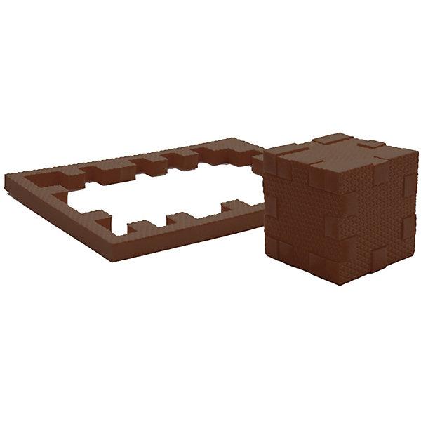 Пазл-конструктор Янтарь, PicnMixПазлы для малышей<br>Янтарь - уникальный пазл-конструктор из серии Кубикформ от PicnMix, который поможет развить логику, мелкую моторику и пространственное восприятие. Ребенок сможет собрать пазл, кубик и различные геометрические фигуры. Для начала можно следовать инструкции, а узнав, как устроен чудо-пазл, придумать свои собственные творения. Кроме того, с конструктором Янтарь можно смело играть в воде. <br>Пазл-конструктор Янтарь - замечательный подарок для юных строителей!<br><br>Дополнительная информация:<br>Цвет: оранжевый<br>Материал: ЭВА(вспененный полимер)<br>Размер упаковки: 21,5х1,5х15,5 см<br>Вес: 45 грамм<br><br>Пазл-конструктор Янтарь от PicnMix можно приобрести в нашем интернет-магазине.<br>Ширина мм: 215; Глубина мм: 15; Высота мм: 160; Вес г: 50; Возраст от месяцев: 36; Возраст до месяцев: 60; Пол: Унисекс; Возраст: Детский; SKU: 5008784;