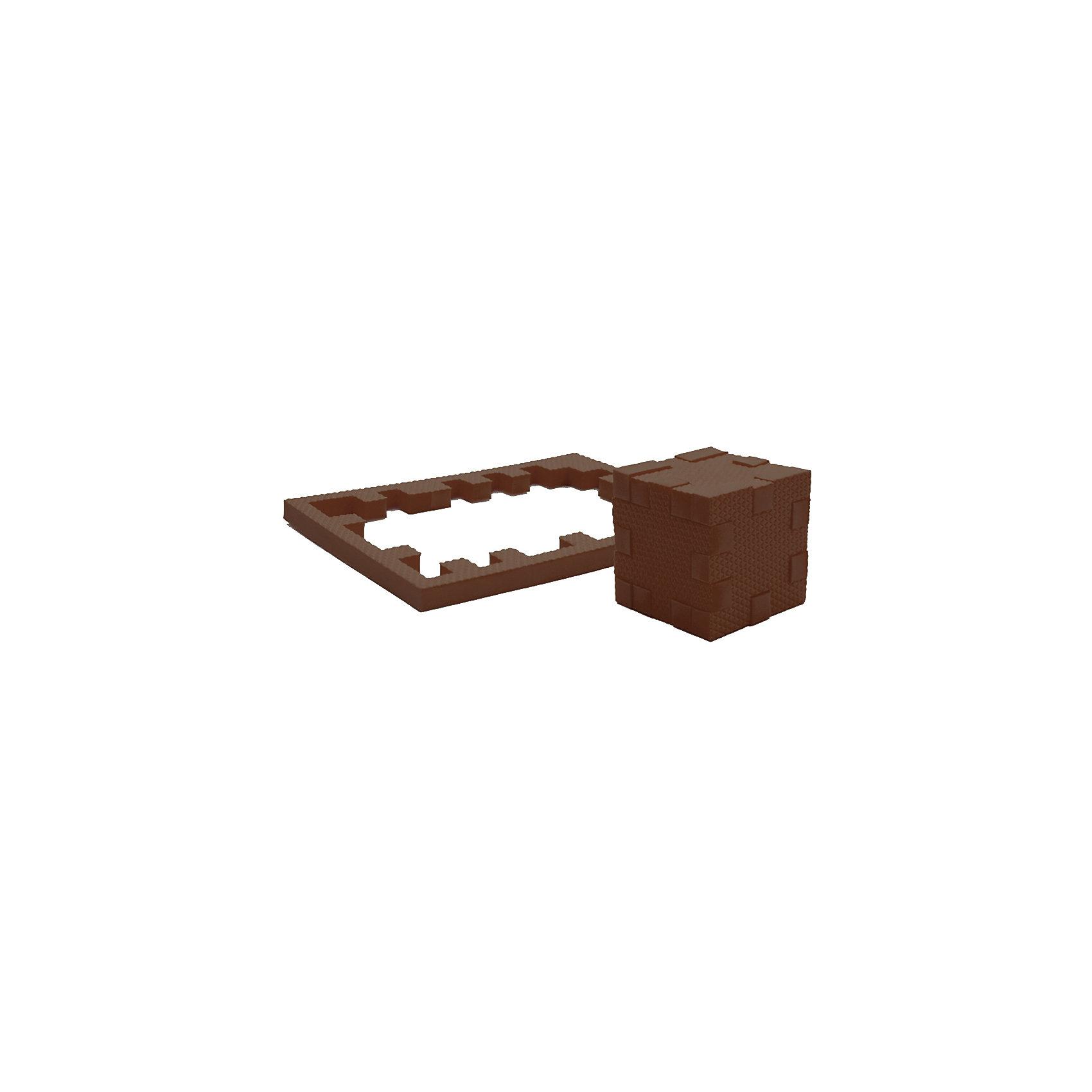 Пазл-конструктор Янтарь, PicnMixЯнтарь - уникальный пазл-конструктор из серии Кубикформ от PicnMix, который поможет развить логику, мелкую моторику и пространственное восприятие. Ребенок сможет собрать пазл, кубик и различные геометрические фигуры. Для начала можно следовать инструкции, а узнав, как устроен чудо-пазл, придумать свои собственные творения. Кроме того, с конструктором Янтарь можно смело играть в воде. <br>Пазл-конструктор Янтарь - замечательный подарок для юных строителей!<br><br>Дополнительная информация:<br>Цвет: оранжевый<br>Материал: ЭВА(вспененный полимер)<br>Размер упаковки: 21,5х1,5х15,5 см<br>Вес: 45 грамм<br><br>Пазл-конструктор Янтарь от PicnMix можно приобрести в нашем интернет-магазине.<br><br>Ширина мм: 215<br>Глубина мм: 15<br>Высота мм: 160<br>Вес г: 50<br>Возраст от месяцев: 36<br>Возраст до месяцев: 60<br>Пол: Унисекс<br>Возраст: Детский<br>SKU: 5008784