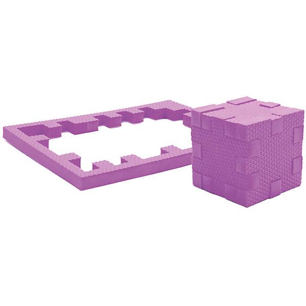 Пазл-конструктор Аметист, PicnMixПазлы для малышей<br>Аметист - уникальный пазл-конструктор из серии Кубикформ от PicnMix, который поможет развить логику, мелкую моторику и пространственное восприятие. Ребенок сможет собрать пазл, кубик и различные геометрические фигуры. Для начала можно следовать инструкции, а узнав, как устроен чудо-пазл, придумать свои собственные творения. Кроме того, с конструктором Аметист можно смело играть в воде. <br>Пазл-конструктор Аметист - замечательный подарок для юных строителей!<br><br>Дополнительная информация:<br>Цвет: сиреневый<br>Материал: ЭВА(вспененный полимер)<br>Размер упаковки: 21,5х1,5х15,5 см<br>Вес: 45 грамм<br><br>Пазл-конструктор Аметист от PicnMix можно приобрести в нашем интернет-магазине.<br><br>Ширина мм: 215<br>Глубина мм: 15<br>Высота мм: 160<br>Вес г: 50<br>Возраст от месяцев: 36<br>Возраст до месяцев: 60<br>Пол: Унисекс<br>Возраст: Детский<br>SKU: 5008785