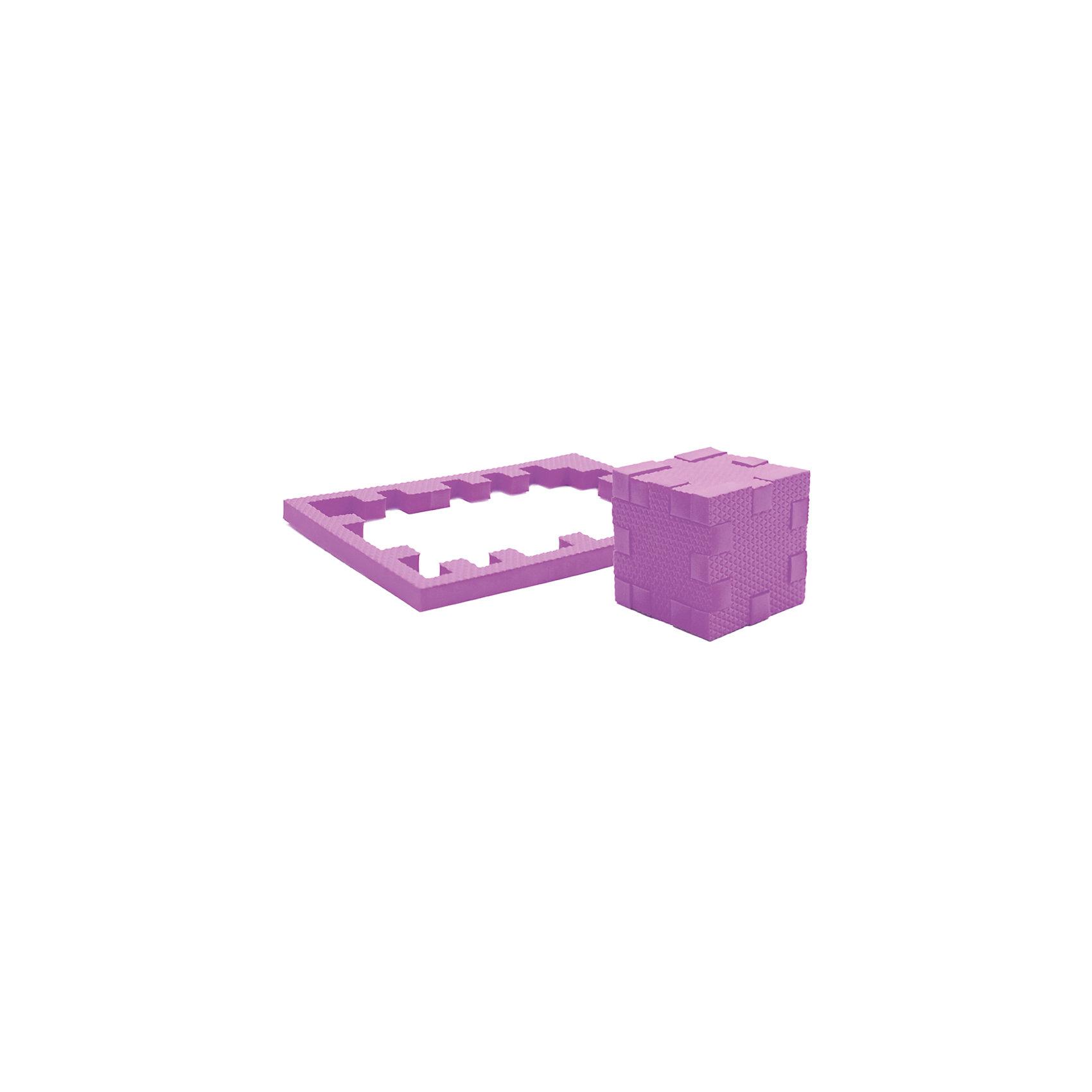 Пазл-конструктор Аметист, PicnMixОкружающий мир<br>Аметист - уникальный пазл-конструктор из серии Кубикформ от PicnMix, который поможет развить логику, мелкую моторику и пространственное восприятие. Ребенок сможет собрать пазл, кубик и различные геометрические фигуры. Для начала можно следовать инструкции, а узнав, как устроен чудо-пазл, придумать свои собственные творения. Кроме того, с конструктором Аметист можно смело играть в воде. <br>Пазл-конструктор Аметист - замечательный подарок для юных строителей!<br><br>Дополнительная информация:<br>Цвет: сиреневый<br>Материал: ЭВА(вспененный полимер)<br>Размер упаковки: 21,5х1,5х15,5 см<br>Вес: 45 грамм<br><br>Пазл-конструктор Аметист от PicnMix можно приобрести в нашем интернет-магазине.<br><br>Ширина мм: 215<br>Глубина мм: 15<br>Высота мм: 160<br>Вес г: 50<br>Возраст от месяцев: 36<br>Возраст до месяцев: 60<br>Пол: Унисекс<br>Возраст: Детский<br>SKU: 5008785