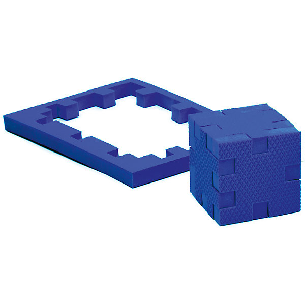 Пазл-конструктор Топаз, PicnMixПазлы для малышей<br>Топаз - уникальный пазл-конструктор из серии Кубикформ от PicnMix, который поможет развить логику, мелкую моторику и пространственное восприятие. Ребенок сможет собрать пазл, кубик и различные геометрические фигуры. Для начала можно следовать инструкции, а узнав, как устроен чудо-пазл, придумать свои собственные творения. Кроме того, с конструктором Топаз можно смело играть в воде. <br>Пазл-конструктор Топаз - замечательный подарок для юных строителей!<br><br>Дополнительная информация:<br>Цвет: синий<br>Материал: ЭВА(вспененный полимер)<br>Размер упаковки: 21,5х1,5х15,5 см<br>Вес: 45 грамм<br><br>Пазл-конструктор Топаз от PicnMix можно приобрести в нашем интернет-магазине.<br><br>Ширина мм: 215<br>Глубина мм: 15<br>Высота мм: 160<br>Вес г: 50<br>Возраст от месяцев: 36<br>Возраст до месяцев: 60<br>Пол: Унисекс<br>Возраст: Детский<br>SKU: 5008787