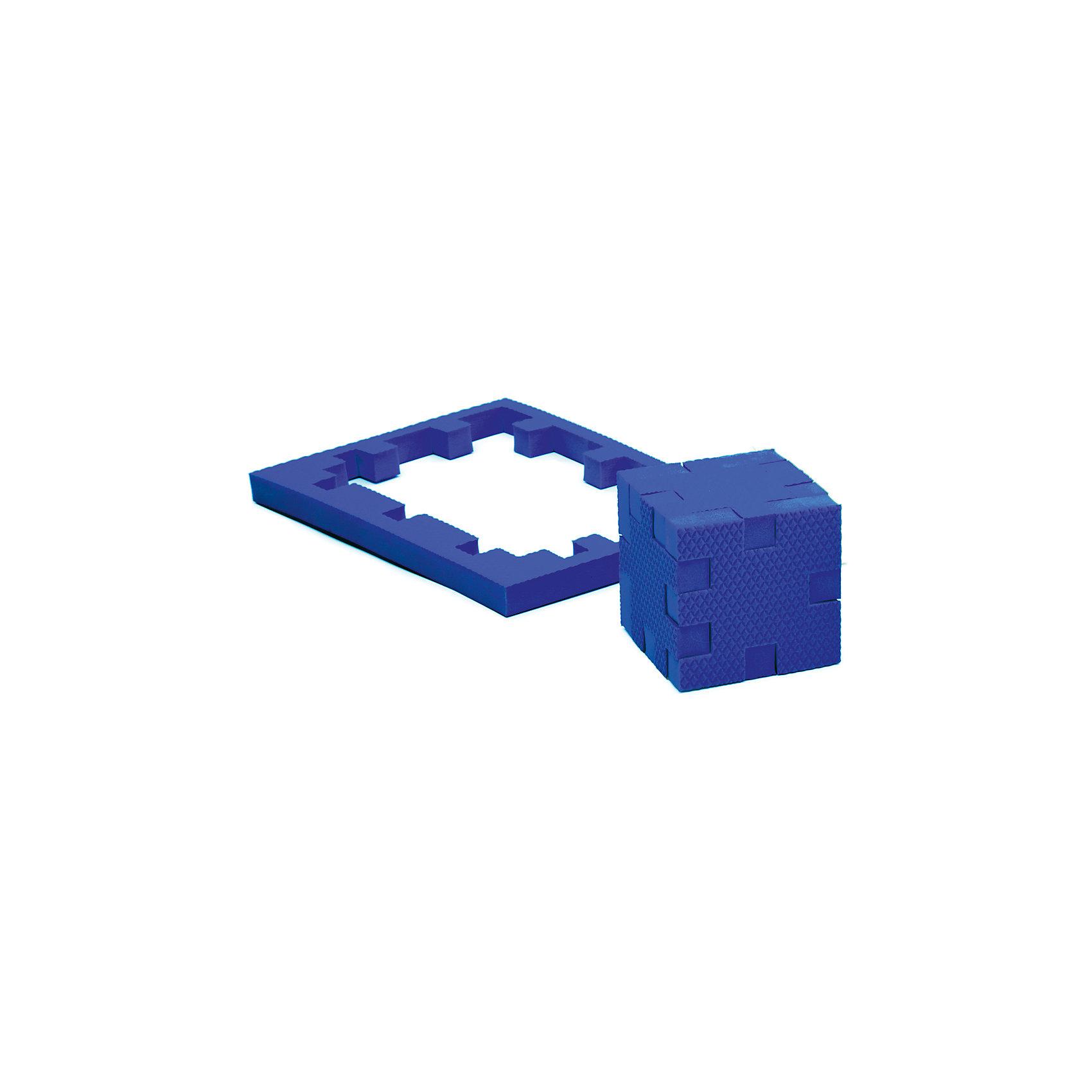 Пазл-конструктор Топаз, PicnMixОкружающий мир<br>Топаз - уникальный пазл-конструктор из серии Кубикформ от PicnMix, который поможет развить логику, мелкую моторику и пространственное восприятие. Ребенок сможет собрать пазл, кубик и различные геометрические фигуры. Для начала можно следовать инструкции, а узнав, как устроен чудо-пазл, придумать свои собственные творения. Кроме того, с конструктором Топаз можно смело играть в воде. <br>Пазл-конструктор Топаз - замечательный подарок для юных строителей!<br><br>Дополнительная информация:<br>Цвет: синий<br>Материал: ЭВА(вспененный полимер)<br>Размер упаковки: 21,5х1,5х15,5 см<br>Вес: 45 грамм<br><br>Пазл-конструктор Топаз от PicnMix можно приобрести в нашем интернет-магазине.<br><br>Ширина мм: 215<br>Глубина мм: 15<br>Высота мм: 160<br>Вес г: 50<br>Возраст от месяцев: 36<br>Возраст до месяцев: 60<br>Пол: Унисекс<br>Возраст: Детский<br>SKU: 5008787