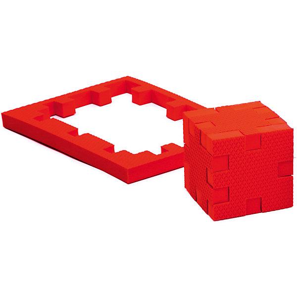 Пазл-конструктор Рубин, PicnMixПазлы для малышей<br>Рубин - уникальный пазл-конструктор из серии Кубикформ от PicnMix, который поможет развить логику, мелкую моторику и пространственное восприятие. Ребенок сможет собрать пазл, кубик и различные геометрические фигуры. Для начала можно следовать инструкции, а узнав, как устроен чудо-пазл, придумать свои собственные творения. Кроме того, с конструктором Рубин можно смело играть в воде. <br>Пазл-конструктор Рубин - замечательный подарок для юных строителей!<br><br>Дополнительная информация:<br>Цвет: красный<br>Материал: ЭВА(вспененный полимер)<br>Размер упаковки: 21,5х1,5х15,5 см<br>Вес: 45 грамм<br><br>Пазл-конструктор Рубин от PicnMix можно приобрести в нашем интернет-магазине.<br><br>Ширина мм: 215<br>Глубина мм: 15<br>Высота мм: 160<br>Вес г: 50<br>Возраст от месяцев: 36<br>Возраст до месяцев: 60<br>Пол: Унисекс<br>Возраст: Детский<br>SKU: 5008788