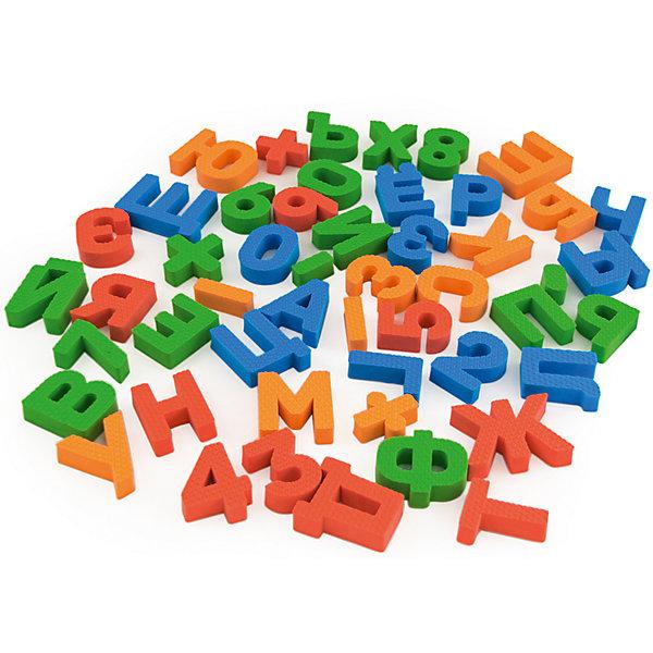 Набор Буквы-цифры, PicnMixКасса букв<br>Буквы-цифры от PicnMix - это игрушка, которая поможет вам обучать ребенка даже во время купания. Все детали легко держатся на воде, кафеле и других гладких поверхностях. В комплекте буквы и цифры четырех цветов: красный, оранжевый, зеленый, синий. С их помощью ребенок без труда научится считать и, возможно, даже складывать слоги. Отлично развивает мелкую моторику и память. С игрой Буквы-цифры купаться будет очень весело и интересно!<br><br>Дополнительная информация:<br>Материал: ЭВА<br>Количество элементов: 48<br>Размер упаковки: 15х15х25 см<br>Вес: 100 грамм<br><br>Набор Буквы-цифры от PicnMix можно приобрести в нашем интернет-магазине.<br><br>Ширина мм: 150<br>Глубина мм: 250<br>Высота мм: 150<br>Вес г: 100<br>Возраст от месяцев: 36<br>Возраст до месяцев: 60<br>Пол: Унисекс<br>Возраст: Детский<br>SKU: 5008803