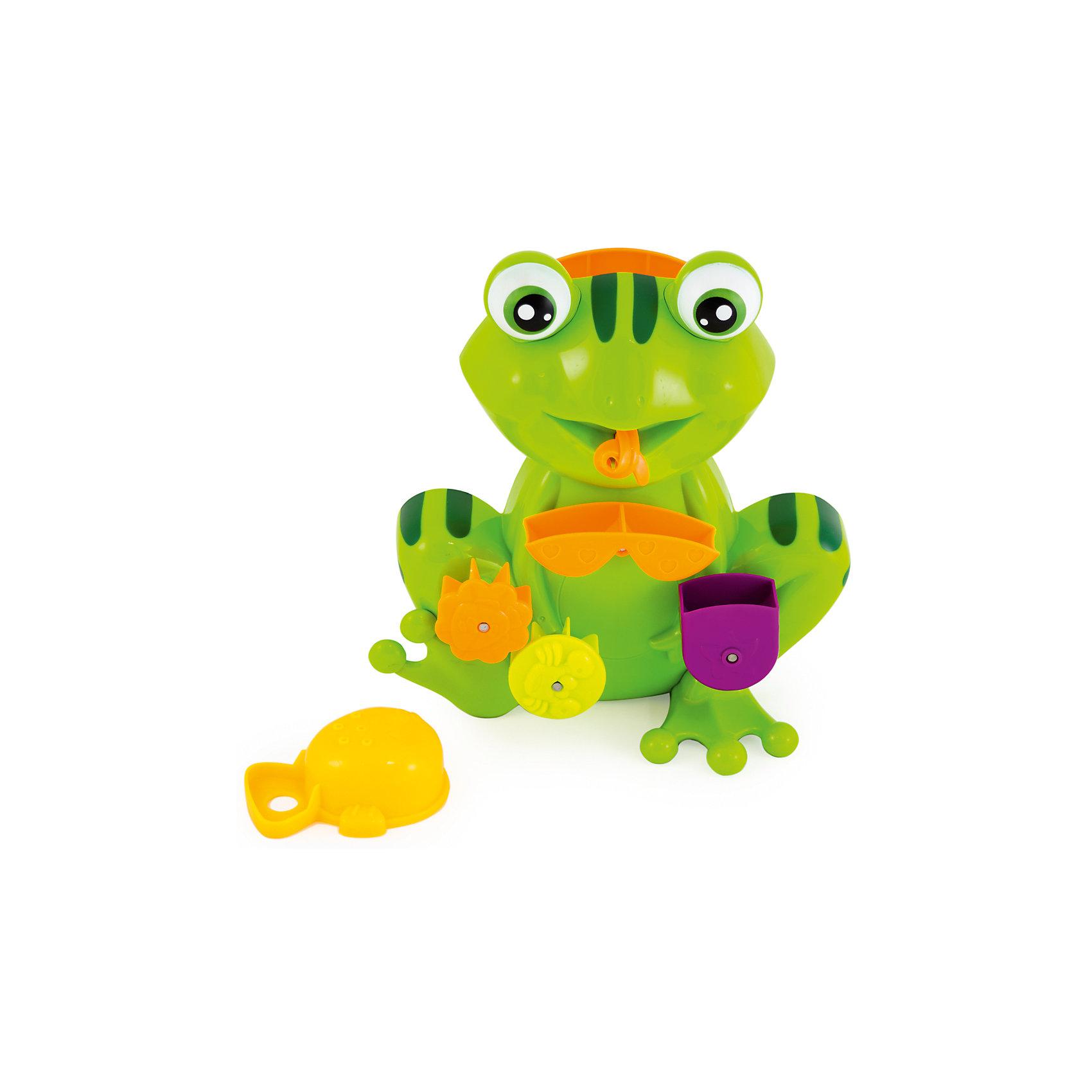 Pic'nMix Игрушка для ванны Лягушка, Pic'nMix игрушки для ванны tolo toys рыбки магнитные