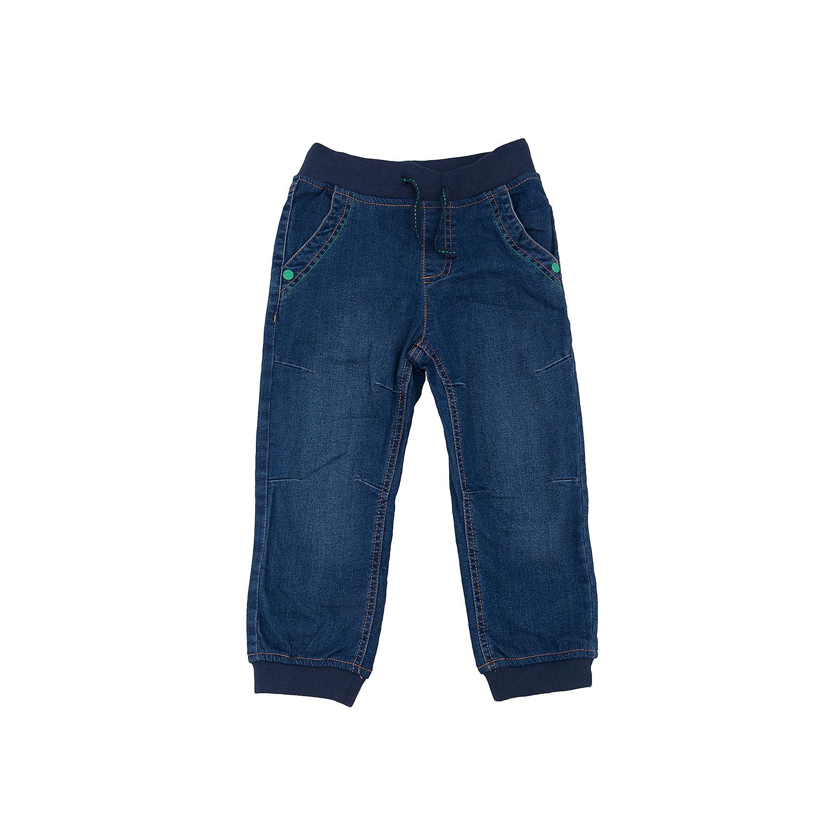 Джинсы для мальчика SELAУдобные джинсы - незаменимая вещь в детском гардеробе. Эта модель отлично сидит на ребенке, она сшита из плотного материала, натуральный хлопок не вызывает аллергии и обеспечивает ребенку комфорт. Модель станет отличной базовой вещью, которая будет уместна в различных сочетаниях.<br>Одежда от бренда Sela (Села) - это качество по приемлемым ценам. Многие российские родители уже оценили преимущества продукции этой компании и всё чаще приобретают одежду и аксессуары Sela.<br><br>Дополнительная информация:<br><br>цвет: синий;<br>материал: 80% хлопок, 17% ПЭ, 3% эластан; подкладка:100% хлопок;<br>плотный материал;<br>резинка и шнурок в поясе.<br><br>Джинсы для мальчика от бренда Sela можно купить в нашем интернет-магазине.<br><br>Ширина мм: 215<br>Глубина мм: 88<br>Высота мм: 191<br>Вес г: 336<br>Цвет: синий<br>Возраст от месяцев: 18<br>Возраст до месяцев: 24<br>Пол: Мужской<br>Возраст: Детский<br>Размер: 92,116,110,104,98<br>SKU: 5008884