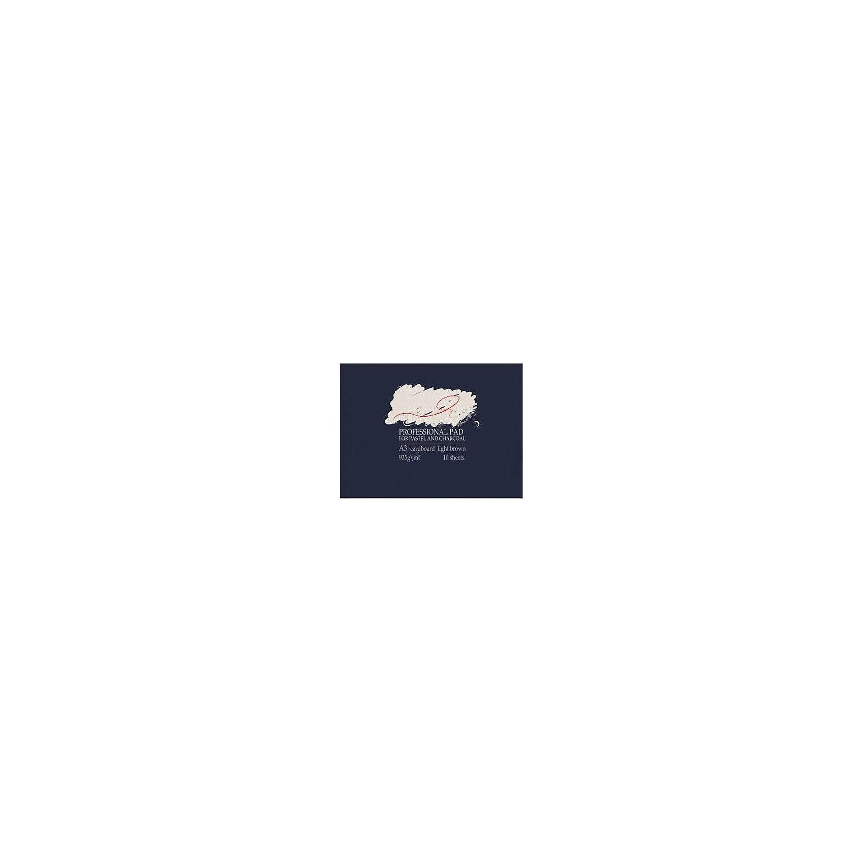KROYTER Альбом для пастели А3, 10л. бумага для пастели 20 листов а3 4 089
