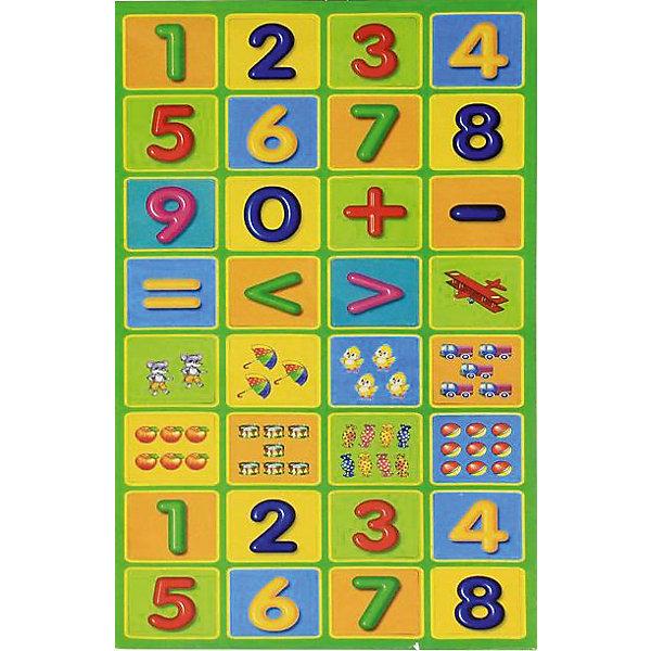 Магнитные цифрыПособия для обучения счёту<br>Обучение специальным знаниям в игровой форме, педагогическое пособие.<br>Материал: картон на магнитной основе.<br>Возраст: 3+.<br>упаковка: Пакет<br>размер упаковки: 425x215x2 мм<br>Ширина мм: 110; Глубина мм: 2; Высота мм: 215; Вес г: 240; Возраст от месяцев: 36; Возраст до месяцев: 96; Пол: Унисекс; Возраст: Детский; SKU: 5009336;