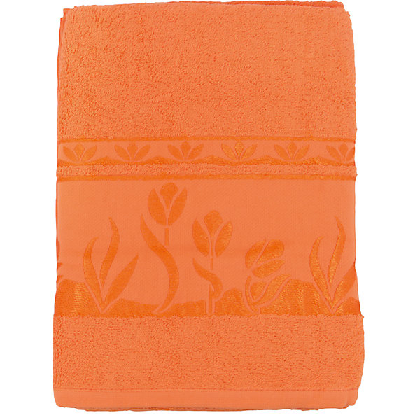 Комплект из 3 махровых полотенец Tulips, Португалия, оранжевыйПолотенца<br>Комплект махровых полотенец Tulips идеально подойдет для всей семьи. В комплект входят 3 полотенца разных размеров. Все изделия очень мягкие, изготовлены из качественного хлопка и очень приятны телу. Украшены красивым орнаментом по краю. Отличный вариант для вашей ванной комнаты!<br><br>Дополнительная информация:<br>Материал: 100% хлопок<br>Цвет: оранжевый<br>Размеры: 40х75; 50х100; 70х140 см<br>Торговая марка: Португалия<br><br>Вы можете купить комплект из 3-х махровых полотенец Tulips в нашем интернет-магазине.<br><br>Ширина мм: 500<br>Глубина мм: 500<br>Высота мм: 200<br>Вес г: 700<br>Возраст от месяцев: 0<br>Возраст до месяцев: 144<br>Пол: Унисекс<br>Возраст: Детский<br>SKU: 5010909