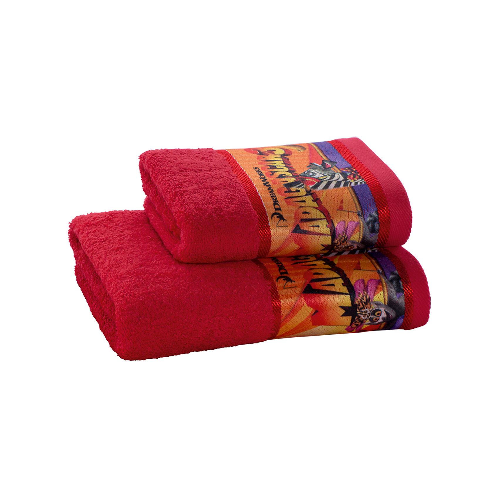 Полотенце махровое Мадагаскар 35*70, Непоседа, красныйВанная комната<br>Махровое полотенце Мадагаскар изготовлено из натурального хлопка. Оно приятно телу, замечательно впитывает влагу и сохраняет цвет в течение долгого времени. Яркий цвет полотенца и полоска с изображением любимых персонажей мультфильма Мадагаскар не оставят вашего ребенка равнодушным!<br><br>Дополнительная информация:<br>Мультфильм: Мадагаскар<br>Материал: 100% хлопок<br>Размер: 35х70 см<br>Цвет: красный<br>Торговая марка: Непоседа<br><br>Махровое полотенце Мадагаскар можно приобрести в нашем интернет-магазине.<br><br>Ширина мм: 500<br>Глубина мм: 500<br>Высота мм: 200<br>Вес г: 100<br>Возраст от месяцев: 0<br>Возраст до месяцев: 144<br>Пол: Унисекс<br>Возраст: Детский<br>SKU: 5010927