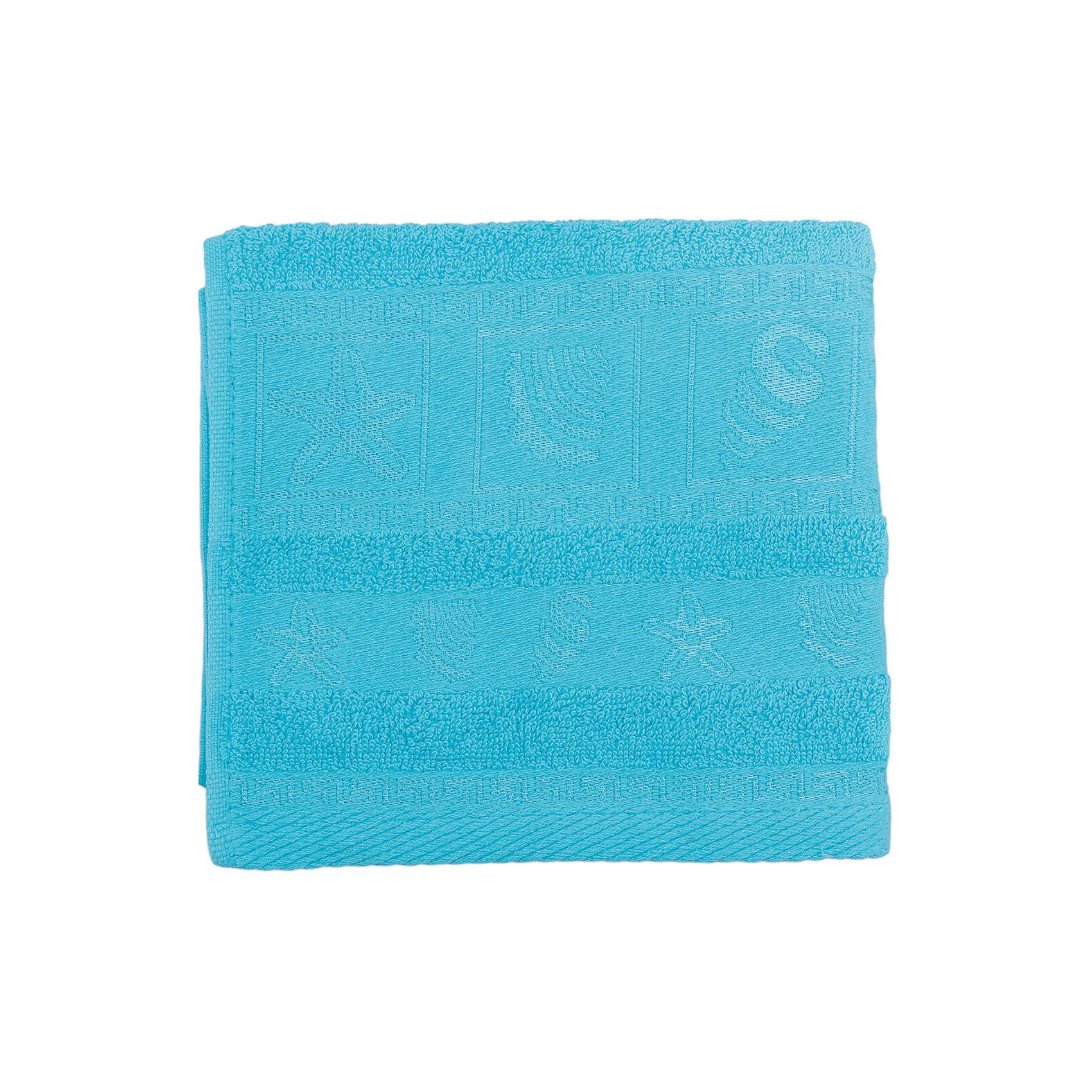 Полотенце махровое Shell 40*75 Португалия, бирюзовыйМахровое полотенце Shell идеально подходит для вашей ванной комнаты. Оно хорошо впитывает влагу и обладает высокой прочностью. Полотенце выполнено из качественного хлопка с применением стойких безопасных красителей. Край полотенца украшен вышивкой на морскую тематику.<br><br>Дополнительная информация:<br>Размер: 40х75 см<br>Материал: 100% хлопок<br>Плотность: 500 г/м2<br>Цвет: бирюзовый<br>Торговая марка: Португалия<br><br>Махровое полотенце Shell вы можете купить а нашем интернет-магазине.<br><br>Ширина мм: 500<br>Глубина мм: 500<br>Высота мм: 200<br>Вес г: 100<br>Возраст от месяцев: 0<br>Возраст до месяцев: 144<br>Пол: Унисекс<br>Возраст: Детский<br>SKU: 5010931