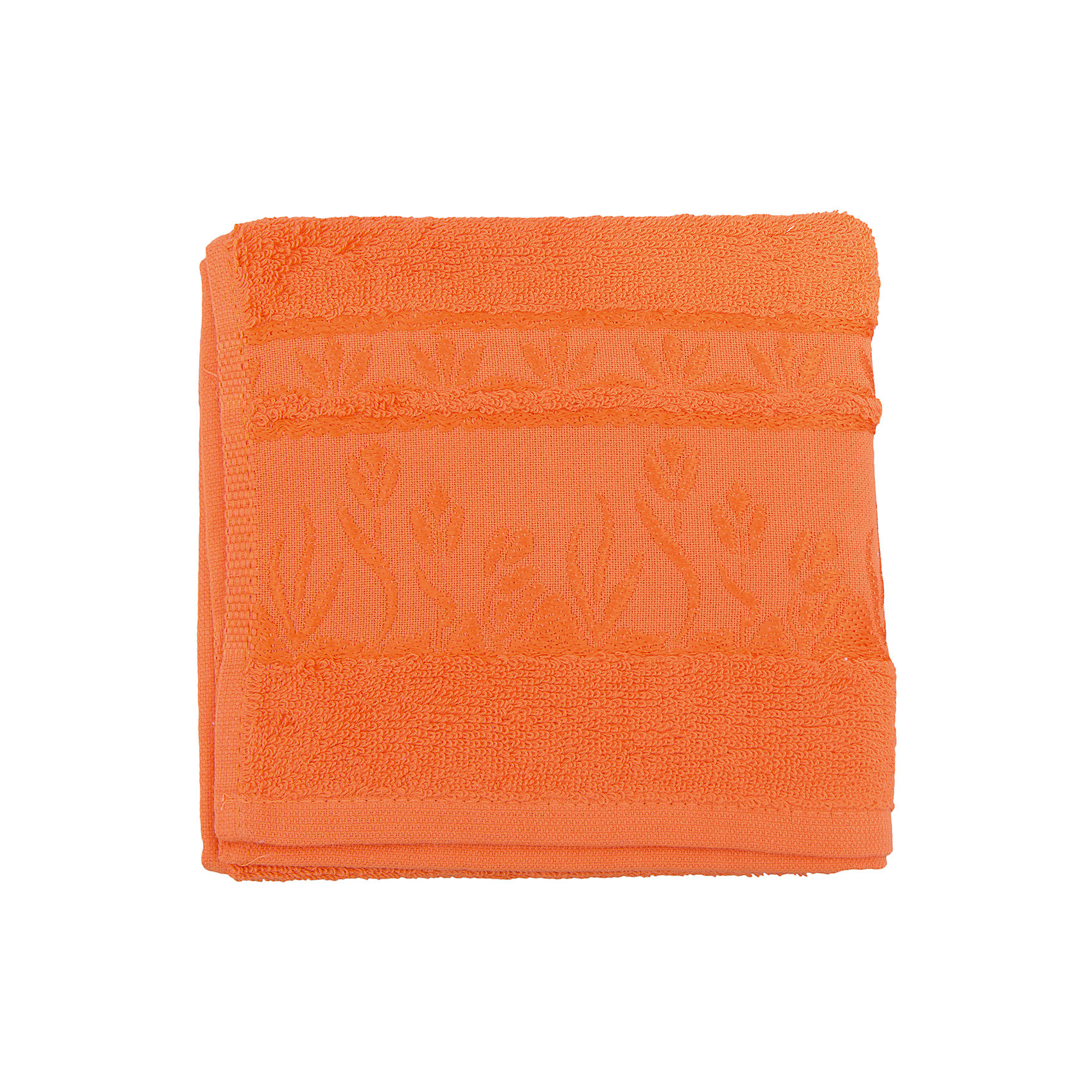 Полотенце махровое Tulips 40*75, Португалия, оранжевыйВанная комната<br>Tulips - махровое полотенце из натурального качественного хлопка. Она хорошо впитает влагу и подарит вам ощущение мягкости после водных процедур. Полотенце износостойкое и хорошо сохраняет цвет. Украшено жаккардовым узором. <br><br>Дополнительная информация:<br>Материал: 100% хлопок<br>Плотность: 500 г/м2<br>Размер: 40х75 см<br>Цвет: оранжевый<br>Торговая марка: Португалия<br><br>Вы можете приобрести махровое полотенце Tulips  в нашем интернет-магазине.<br><br>Ширина мм: 500<br>Глубина мм: 500<br>Высота мм: 200<br>Вес г: 200<br>Возраст от месяцев: 0<br>Возраст до месяцев: 144<br>Пол: Унисекс<br>Возраст: Детский<br>SKU: 5010935