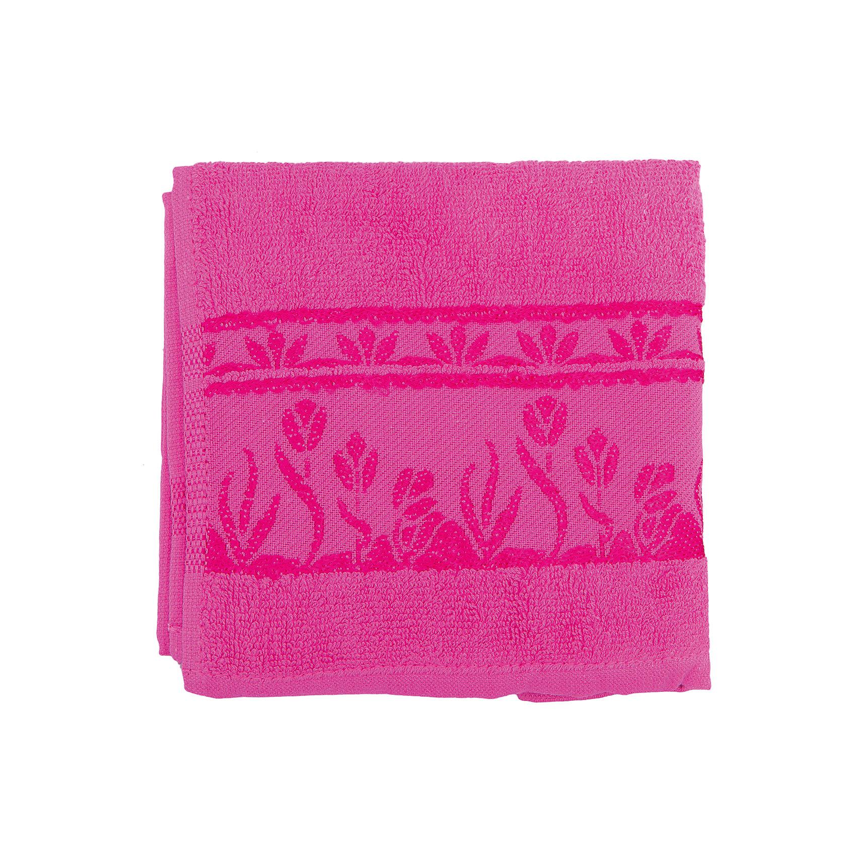 Полотенце махровое Tulips 40*75, Португалия, ярко-розовыйTulips - махровое полотенце из натурального качественного хлопка. Она хорошо впитает влагу и подарит вам ощущение мягкости после водных процедур. Полотенце износостойкое и хорошо сохраняет цвет. Украшено жаккардовым узором. <br><br>Дополнительная информация:<br>Материал: 100% хлопок<br>Плотность: 500 г/м2<br>Размер: 40х75 см<br>Цвет: ярко-розовый<br>Торговая марка: Португалия<br><br>Вы можете приобрести махровое полотенце Tulips  в нашем интернет-магазине.<br><br>Ширина мм: 500<br>Глубина мм: 500<br>Высота мм: 200<br>Вес г: 200<br>Возраст от месяцев: 0<br>Возраст до месяцев: 144<br>Пол: Унисекс<br>Возраст: Детский<br>SKU: 5010937