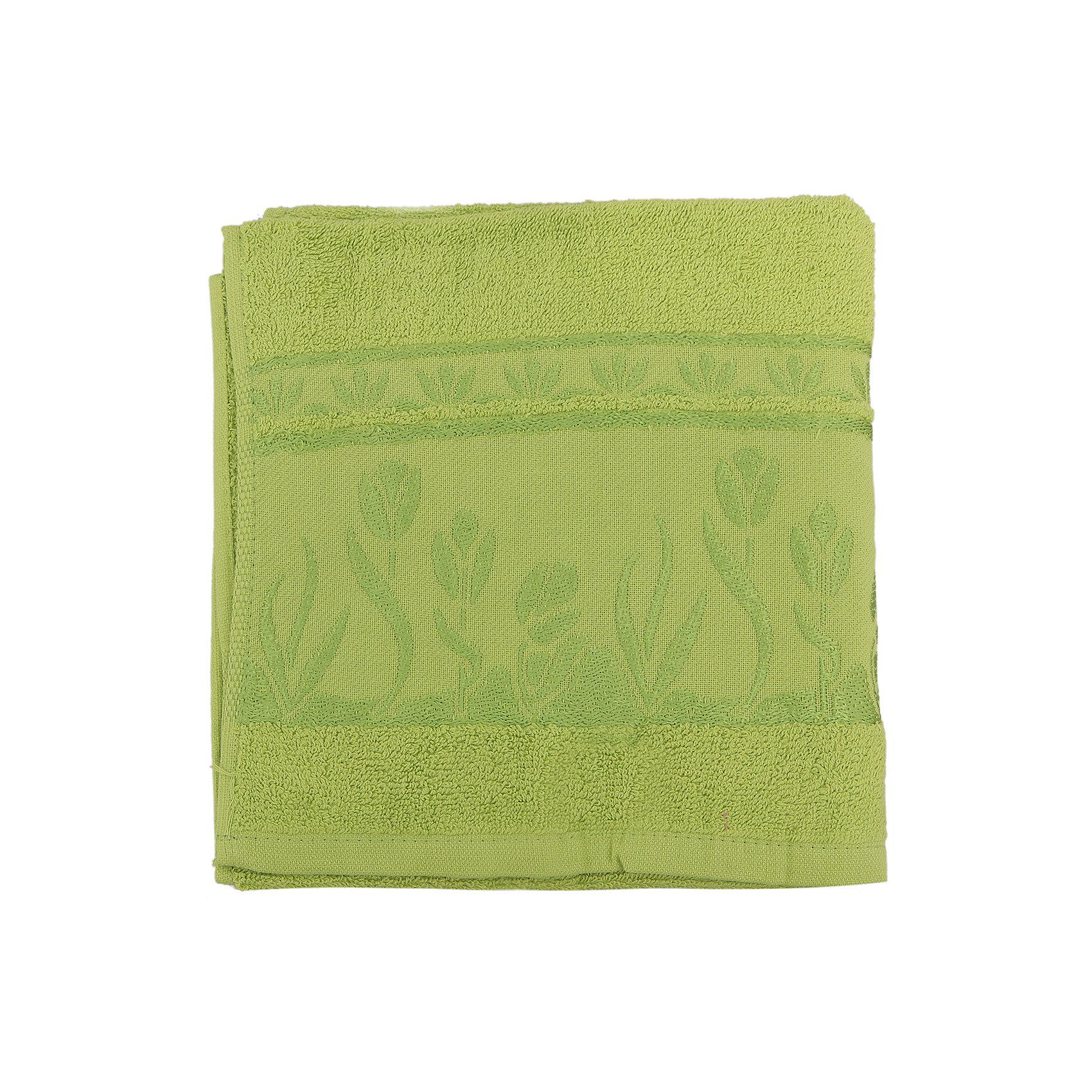 Полотенце махровое Tulips 50*100, Португалия, зеленыйДомашний текстиль<br>Tulips - махровое полотенце из натурального качественного хлопка. Она хорошо впитает влагу и подарит вам ощущение мягкости после водных процедур. Полотенце износостойкое и хорошо сохраняет цвет. Украшено жаккардовым узором. <br><br>Дополнительная информация:<br>Материал: 100% хлопок<br>Плотность: 500 г/м2<br>Размер: 50х100 см<br>Цвет: зеленый<br>Торговая марка: Португалия<br><br>Вы можете приобрести махровое полотенце Tulips  в нашем интернет-магазине.<br><br>Ширина мм: 500<br>Глубина мм: 500<br>Высота мм: 200<br>Вес г: 350<br>Возраст от месяцев: 0<br>Возраст до месяцев: 144<br>Пол: Унисекс<br>Возраст: Детский<br>SKU: 5010946