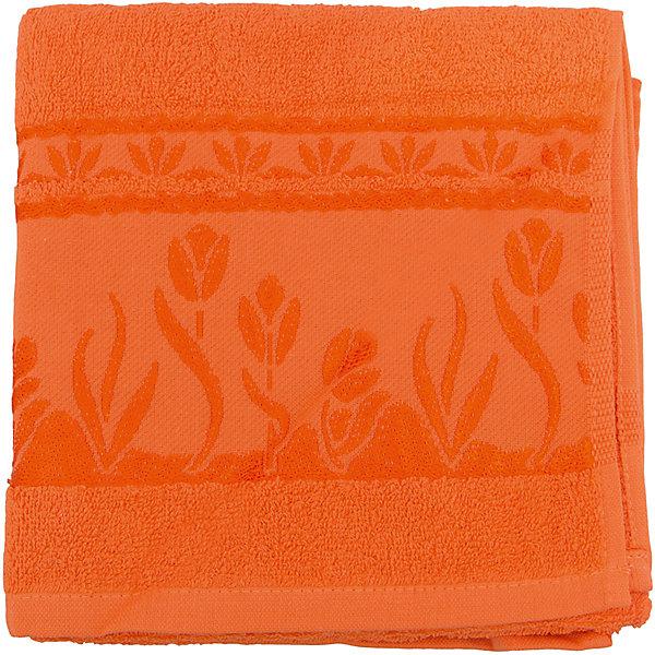Полотенце махровое Tulips 50*100, Португалия, оранжевыйПолотенца<br>Tulips - махровое полотенце из натурального качественного хлопка. Она хорошо впитает влагу и подарит вам ощущение мягкости после водных процедур. Полотенце износостойкое и хорошо сохраняет цвет. Украшено жаккардовым узором. <br><br>Дополнительная информация:<br>Материал: 100% хлопок<br>Плотность: 500 г/м2<br>Размер: 50х100 см<br>Цвет: оранжевый<br>Торговая марка: Португалия<br><br>Вы можете приобрести махровое полотенце Tulips  в нашем интернет-магазине.<br><br>Ширина мм: 500<br>Глубина мм: 500<br>Высота мм: 200<br>Вес г: 350<br>Возраст от месяцев: 0<br>Возраст до месяцев: 144<br>Пол: Унисекс<br>Возраст: Детский<br>SKU: 5010947