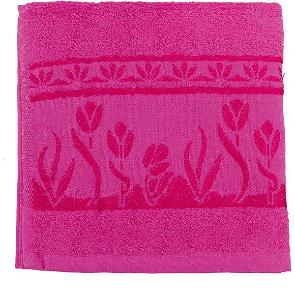 Полотенце махровое Tulips 50*100, Португалия, ярко-розовыйПолотенца<br>Tulips - махровое полотенце из натурального качественного хлопка. Она хорошо впитает влагу и подарит вам ощущение мягкости после водных процедур. Полотенце износостойкое и хорошо сохраняет цвет. Украшено жаккардовым узором. <br><br>Дополнительная информация:<br>Материал: 100% хлопок<br>Плотность: 500 г/м2<br>Размер: 50х100 см<br>Цвет: ярко-розовый<br>Торговая марка: Португалия<br><br>Вы можете приобрести махровое полотенце Tulips  в нашем интернет-магазине.<br><br>Ширина мм: 500<br>Глубина мм: 500<br>Высота мм: 200<br>Вес г: 350<br>Возраст от месяцев: 0<br>Возраст до месяцев: 144<br>Пол: Унисекс<br>Возраст: Детский<br>SKU: 5010949