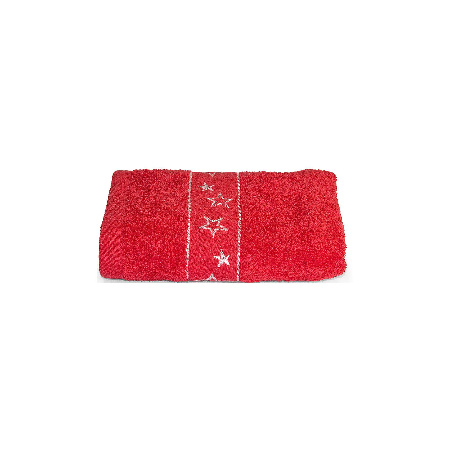 Полотенце махровое Звезды 50*90, Любимый дом, красныйВанная комната<br>Махровое полотенце Звезды отлично дополнит интерьер впитывает влагу и остается в идеальном состоянии даже после долгого пользования. Край полотенца украшен вышивкой со звездами.<br><br>Дополнительная информация:<br>Материал: 100% хлопок<br>Размер: 50х90 см<br>Цвет: красный<br>Торговая марка: Любимый дом<br><br>Махровое полотенце Звезды можно купить в нашем интернет-магазине.<br><br>Ширина мм: 500<br>Глубина мм: 500<br>Высота мм: 200<br>Вес г: 250<br>Возраст от месяцев: 0<br>Возраст до месяцев: 144<br>Пол: Унисекс<br>Возраст: Детский<br>SKU: 5010952