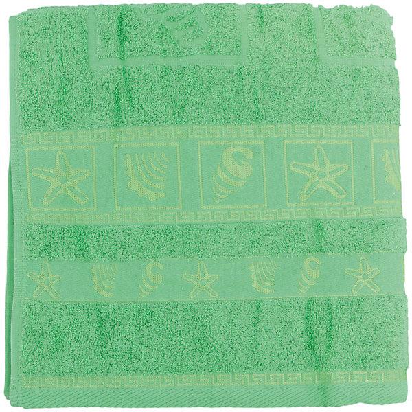 Полотенце махровое Shell 70*140, Португалия, салатовыйПолотенца<br>Махровое полотенце Shell идеально подходит для вашей ванной комнаты. Оно хорошо впитывает влагу и обладает высокой прочностью. Полотенце выполнено из качественного хлопка с применением стойких безопасных красителей. Край полотенца украшен вышивкой на морскую тематику.<br><br>Дополнительная информация:<br>Размер: 70х140 см<br>Материал: 100% хлопок<br>Плотность: 500 г/м2<br>Цвет: салатовый<br>Торговая марка: Португалия<br><br>Махровое полотенце Shell вы можете купить а нашем интернет-магазине.<br>Ширина мм: 500; Глубина мм: 500; Высота мм: 200; Вес г: 400; Возраст от месяцев: 0; Возраст до месяцев: 144; Пол: Унисекс; Возраст: Детский; SKU: 5010983;