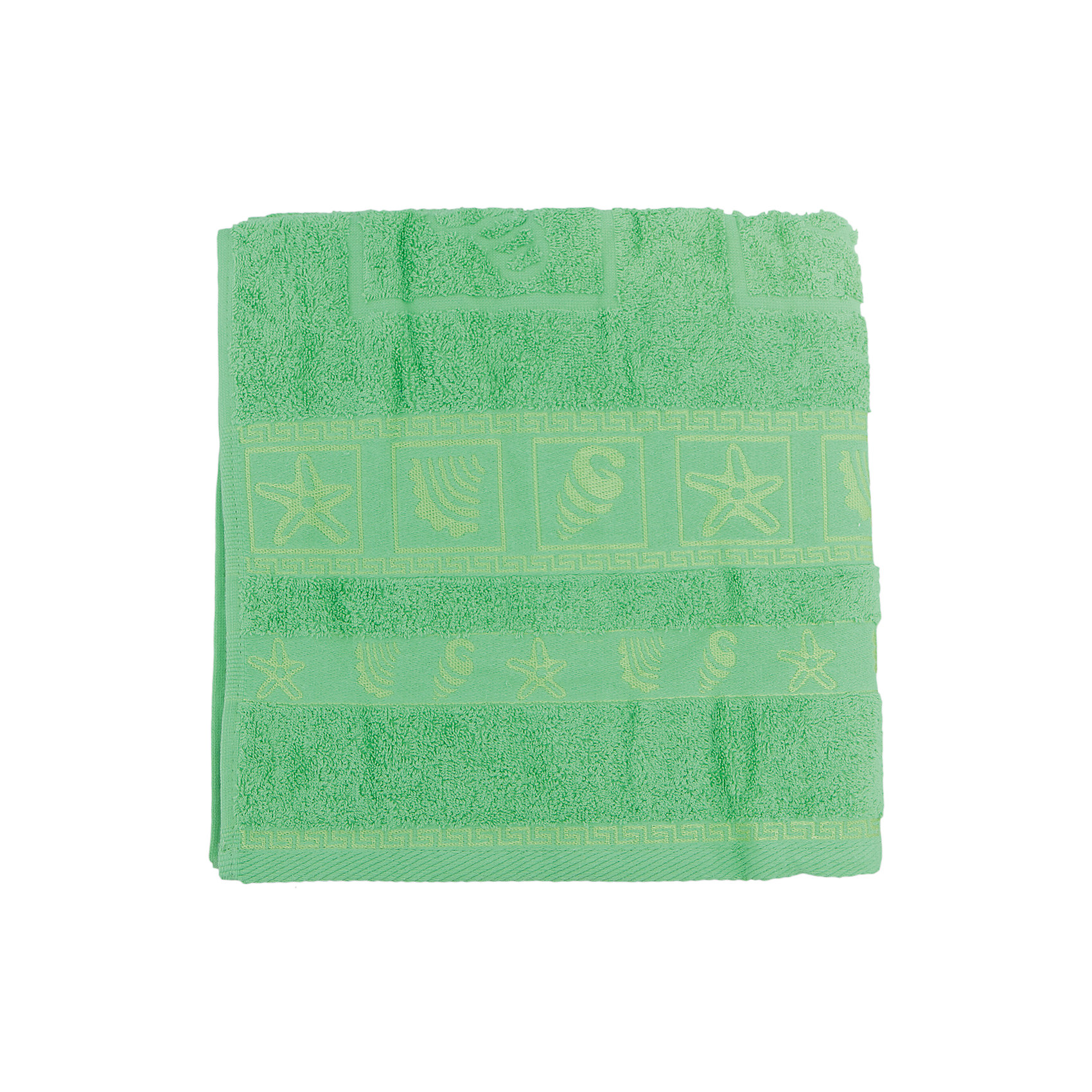 Полотенце махровое Shell 70*140, Португалия, салатовыйДомашний текстиль<br>Махровое полотенце Shell идеально подходит для вашей ванной комнаты. Оно хорошо впитывает влагу и обладает высокой прочностью. Полотенце выполнено из качественного хлопка с применением стойких безопасных красителей. Край полотенца украшен вышивкой на морскую тематику.<br><br>Дополнительная информация:<br>Размер: 70х140 см<br>Материал: 100% хлопок<br>Плотность: 500 г/м2<br>Цвет: салатовый<br>Торговая марка: Португалия<br><br>Махровое полотенце Shell вы можете купить а нашем интернет-магазине.<br><br>Ширина мм: 500<br>Глубина мм: 500<br>Высота мм: 200<br>Вес г: 400<br>Возраст от месяцев: 0<br>Возраст до месяцев: 144<br>Пол: Унисекс<br>Возраст: Детский<br>SKU: 5010983