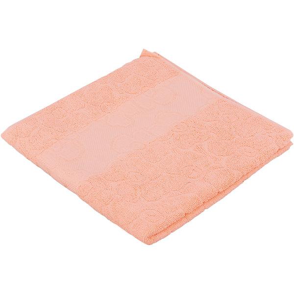 Полотенце махровое Viola 70*140, Португалия, персиковыйПолотенца<br>Махровое полотенце Viola изготовлено из натурального хлопка, приятного телу. Полотенце отлично впитывает влагу, износостойкое и не теряет цвет при стирке. Приятный цвет и дизайн полотенца отлично впишется в вашу ванную комнату.<br><br>Дополнительная информация:<br>Материал: 100% хлопок<br>Плотность: 500 г/м2<br>Размер: 70х140 см<br>Цвет: персиковый<br>Торговая марка: Португалия<br><br>Махровое полотенце Viola можно купить в нашем интернет-магазине.<br><br>Ширина мм: 500<br>Глубина мм: 500<br>Высота мм: 200<br>Вес г: 400<br>Возраст от месяцев: 0<br>Возраст до месяцев: 144<br>Пол: Унисекс<br>Возраст: Детский<br>SKU: 5010989