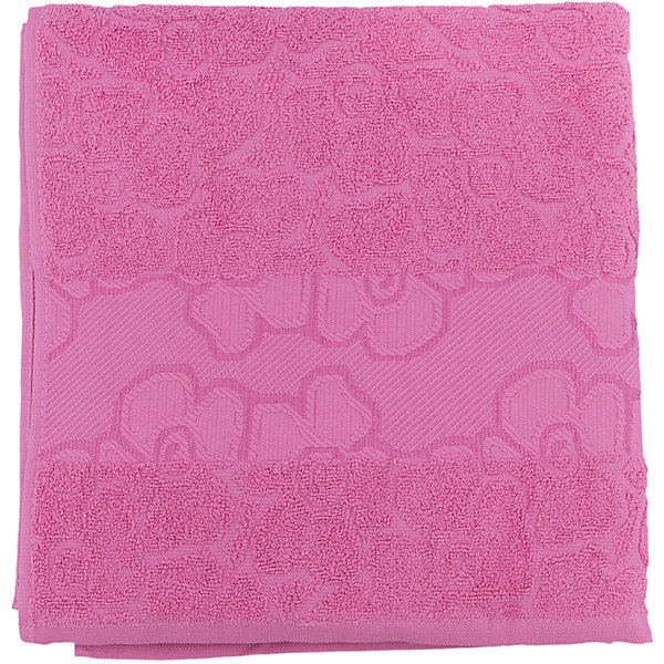 Полотенце махровое Viola 70*140, Португалия, розовыйПолотенца<br>Махровое полотенце Viola изготовлено из натурального хлопка, приятного телу. Полотенце отлично впитывает влагу, износостойкое и не теряет цвет при стирке. Приятный цвет и дизайн полотенца отлично впишется в вашу ванную комнату.<br><br>Дополнительная информация:<br>Материал: 100% хлопок<br>Плотность: 500 г/м2<br>Размер: 70х140 см<br>Цвет: розовый<br>Торговая марка: Португалия<br><br>Махровое полотенце Viola можно купить в нашем интернет-магазине.<br>Ширина мм: 500; Глубина мм: 500; Высота мм: 200; Вес г: 400; Возраст от месяцев: 0; Возраст до месяцев: 144; Пол: Унисекс; Возраст: Детский; SKU: 5010990;