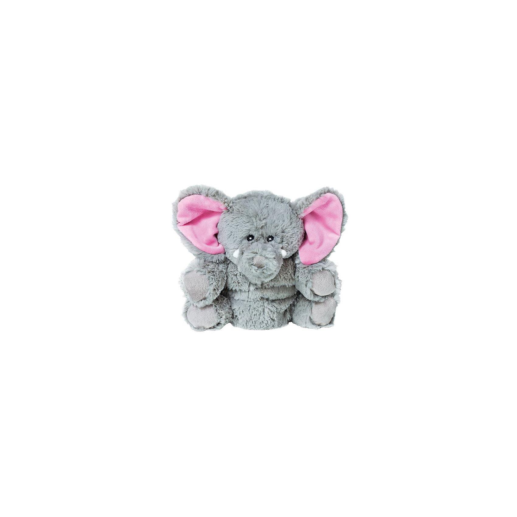 Игрушка-грелка Слон, Тёплые объятияИгрушка-грелка Слон — полезная, красивая и уютная игрушка-грелка, которую можно использовать для ароматерапии. Она выполнена из прочного материала, ее можно стирать, она гипоаллергенна. Ребенок может ее всюду носить с собой и спать с ней. Внутри у нее гранулы гречихи и лаванды, поэтому игра со Слоном успокаивает малыша, снимает возбуждение. Кроме того, внутрь можно вставить разогретый вкладыш, превратив игрушку в грелку.<br><br>Вес: 350 г<br>Инд. упаковка: коробка<br>Материал: полиэстер<br>Размеры ДхВхШ: 14 х 14,5 х 10,<br><br>Ширина мм: 105<br>Глубина мм: 145<br>Высота мм: 140<br>Вес г: 350<br>Возраст от месяцев: 36<br>Возраст до месяцев: 192<br>Пол: Унисекс<br>Возраст: Детский<br>SKU: 5011465