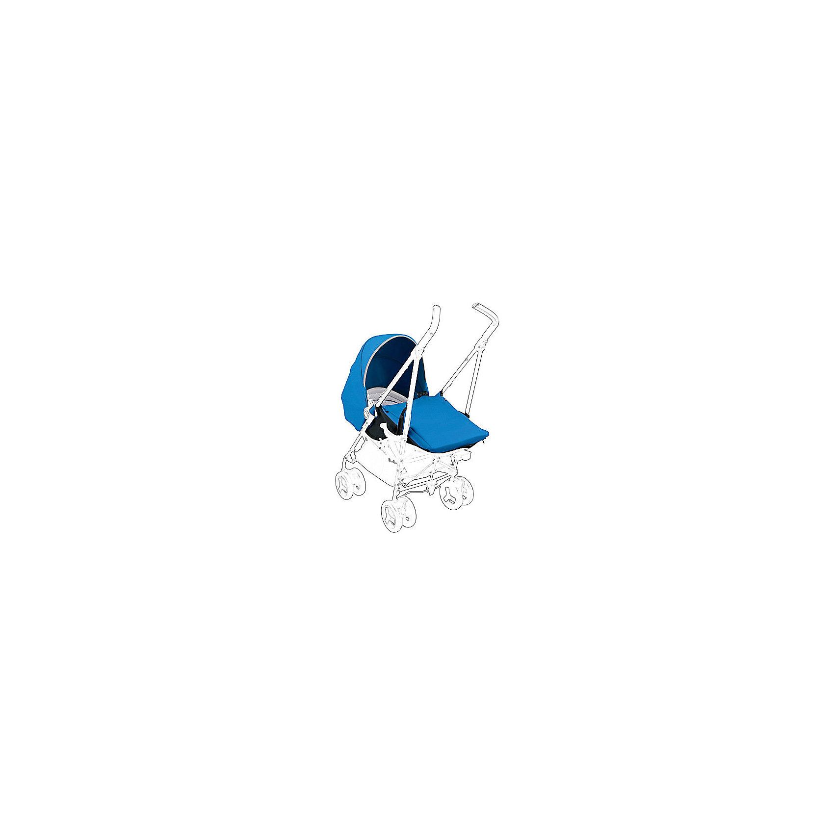 Silver Cross Доп. комплект для коляски Reflex, Silver Cross, голубой