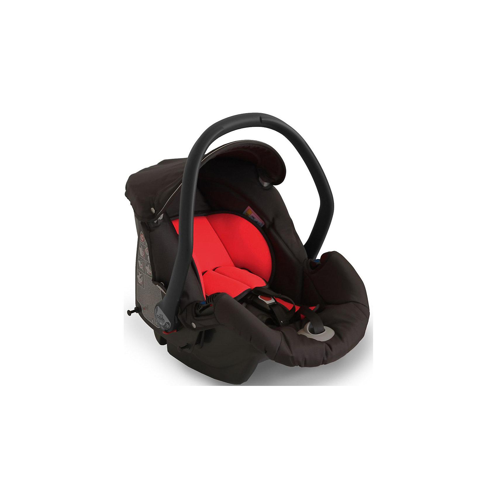 Автокресло Area Zero+, 0-13кг, CAM, рубиновыйАвтокресло Area Zero+, 0-13кг, CAM, рубиновый – удобство и надежность для вашего малыша.<br>Каркас кресла – пластиковый, анатомической формы. Такое кресло не только обеспечивает ребенку правильную посадку, важную при формировании осанки, но еще и надежно защищает его в случае аварии. Ремни безопасности встроены в кресло, с мягкими насадками, которые не допускают травмы при резком торможении. Регулируются по высоте и объему. Закрепляется кресло с помощью штатных ремней безопасности против хода движения. Можно использовать и походу движения. Есть съемный чехол, удобная ручка для переноски, конструкция для укачивания. Кресло подходит для всех колясок фирмы CAM.<br><br>Дополнительная информация:<br><br>- вес ребенка: до 13 кг<br>- размер: 65 х 44 х 58 см<br>- вес кресла: 3,6 кг<br>- цвет: рубиновый<br><br>Автокресло Area Zero+, 0-13кг, CAM, рубиновый можно купить в нашем интернет магазине.<br><br>Ширина мм: 490<br>Глубина мм: 450<br>Высота мм: 755<br>Вес г: 5000<br>Возраст от месяцев: 0<br>Возраст до месяцев: 12<br>Пол: Женский<br>Возраст: Детский<br>SKU: 5013493